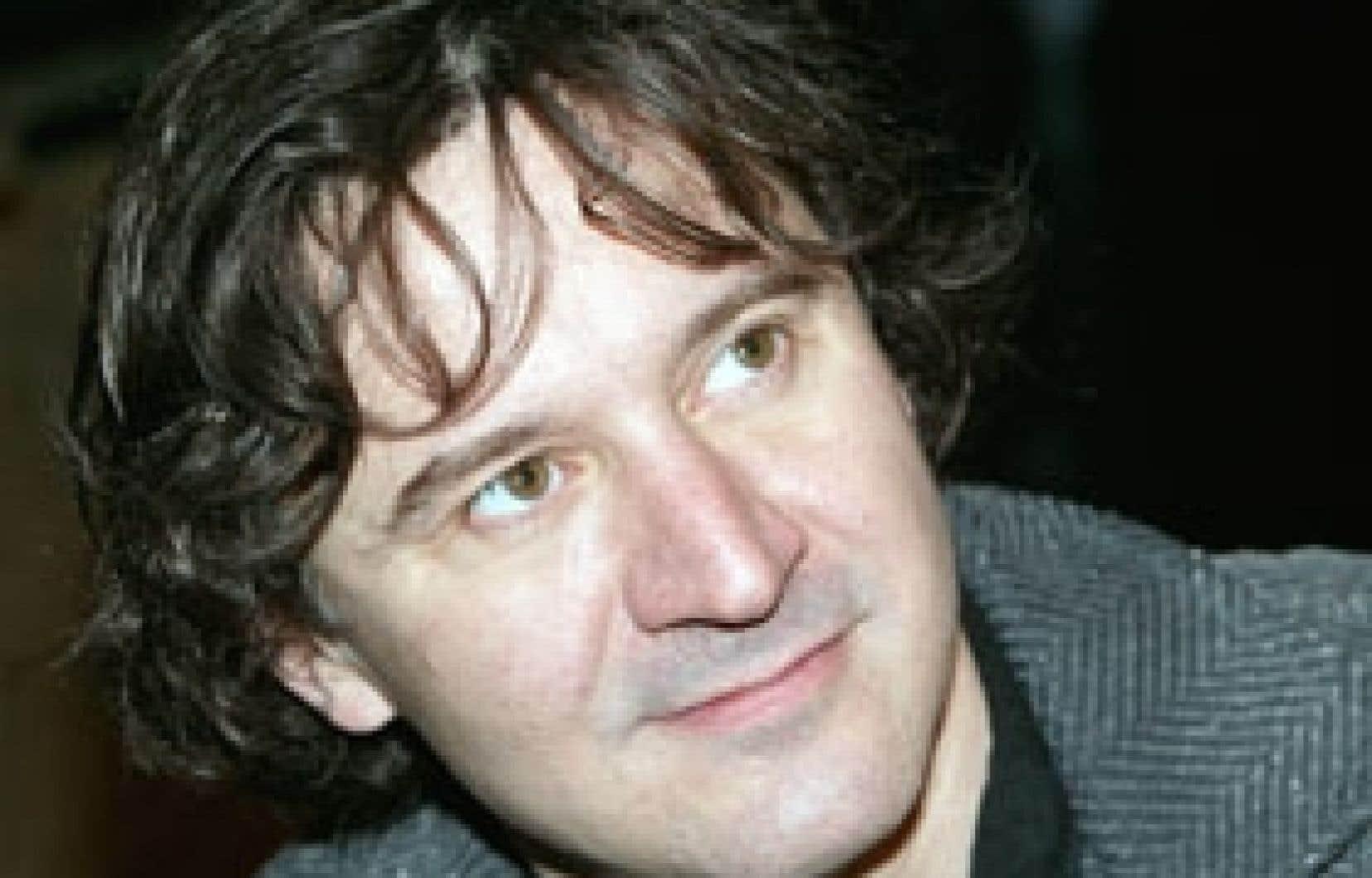François Papineau, consacré dans le rôle d'Ulysse en 2000, se glissera cette fois-ci dans la peau d'Achille, le sanglant guerrier.