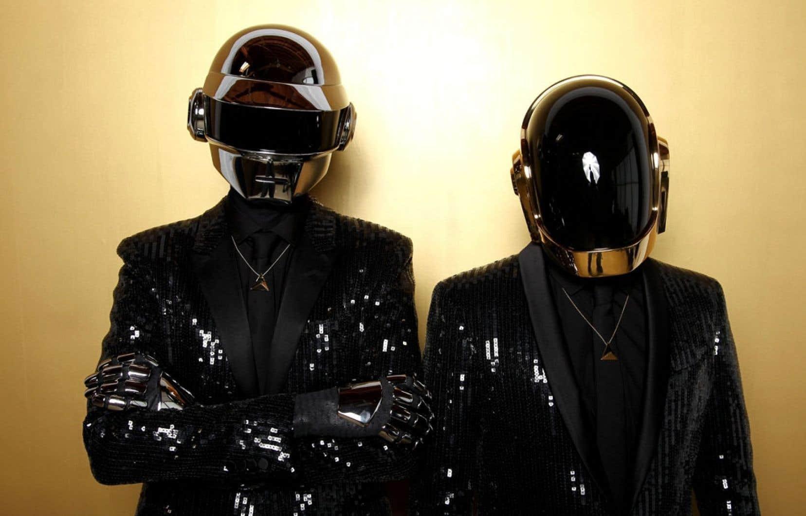 C'est Daft Punk, avec Random Access Memories, qui a vendu le plus de vinyles en 2013.