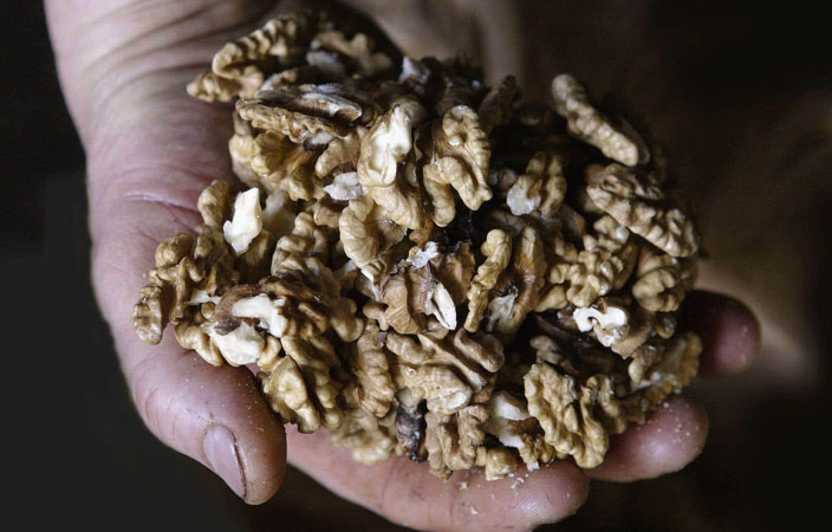 On peut être allergique aux noix sans l'être aussi aux arachides.