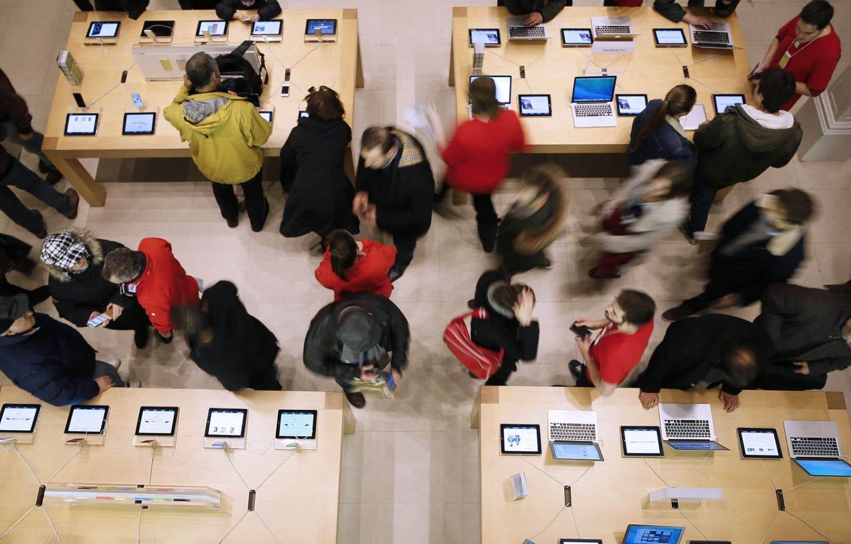 Apple reste le chef de file du marché de la tablette avec 26 millions d'iPad vendus au quatrième trimestre.