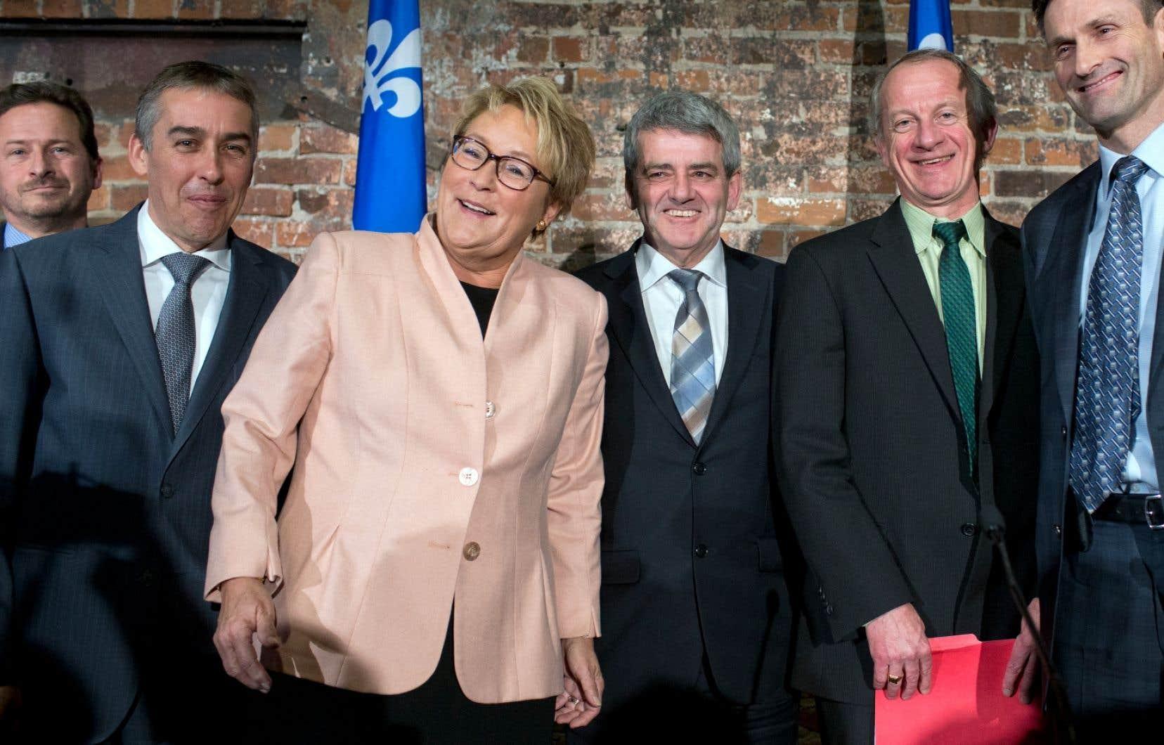 Selon la première ministre Pauline Marois, avec cet investissement,<em> «le Québec reprend ses droits sur des ressources naturelles qui lui appartiennent collectivement et qui doivent profiter à tous les Québecois».</em>