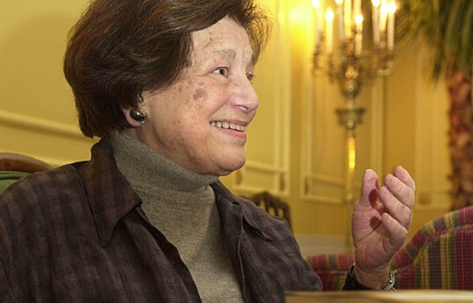 « Elle était l'une des plus grandes écrivaines que le Canada ait jamais eues, estime le président de McClelland & Stewart.