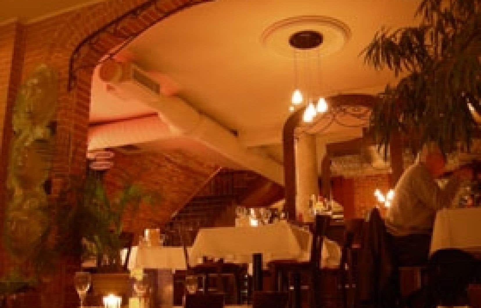 Le Café Sirocco, un restaurant abordable où tous les éléments se tiennent: design des lieux, cuisine, service, ambiance générale, prix...