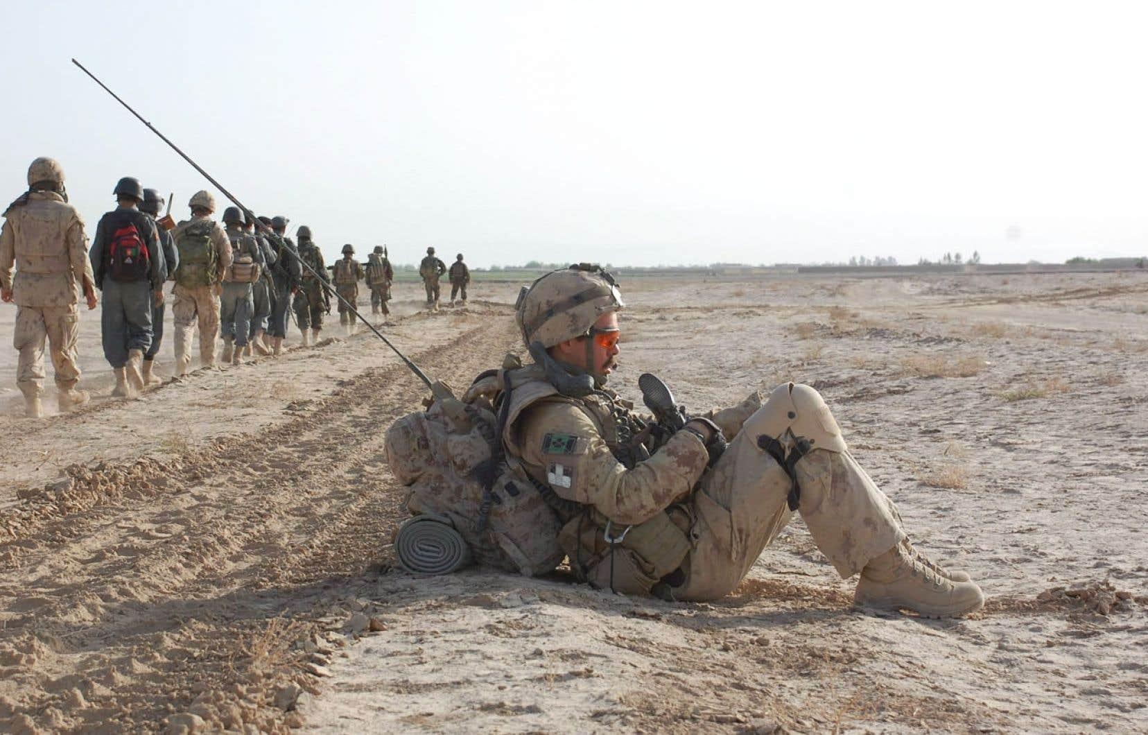 Le ministère des Anciens Combattants a à ce jour réussi à localiser 250 vétérans qui vivaient dans les rues. Plusieurs sont en choc post-traumatique, ou présentent des signes de dépression.