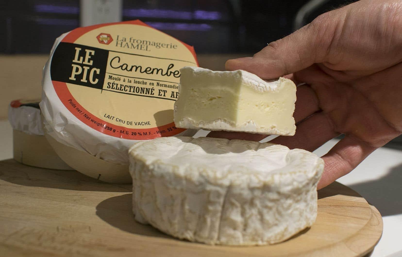 Le gouvernement fédéral a promis de compenser les fromagers canadiens qui seraient lésés par l'Accord économique et commercial global entre le Canada et l'Union européenne.