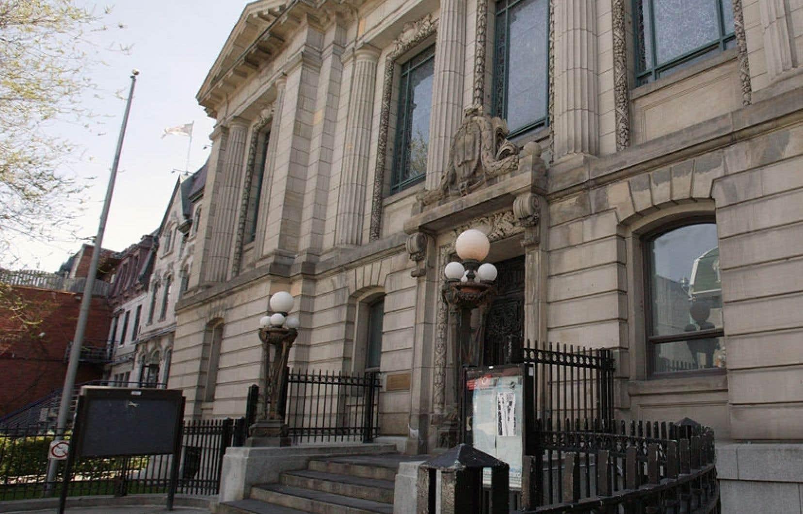 Un centre culturel complet, mais aussi le reflet de la culture française en sol canadien