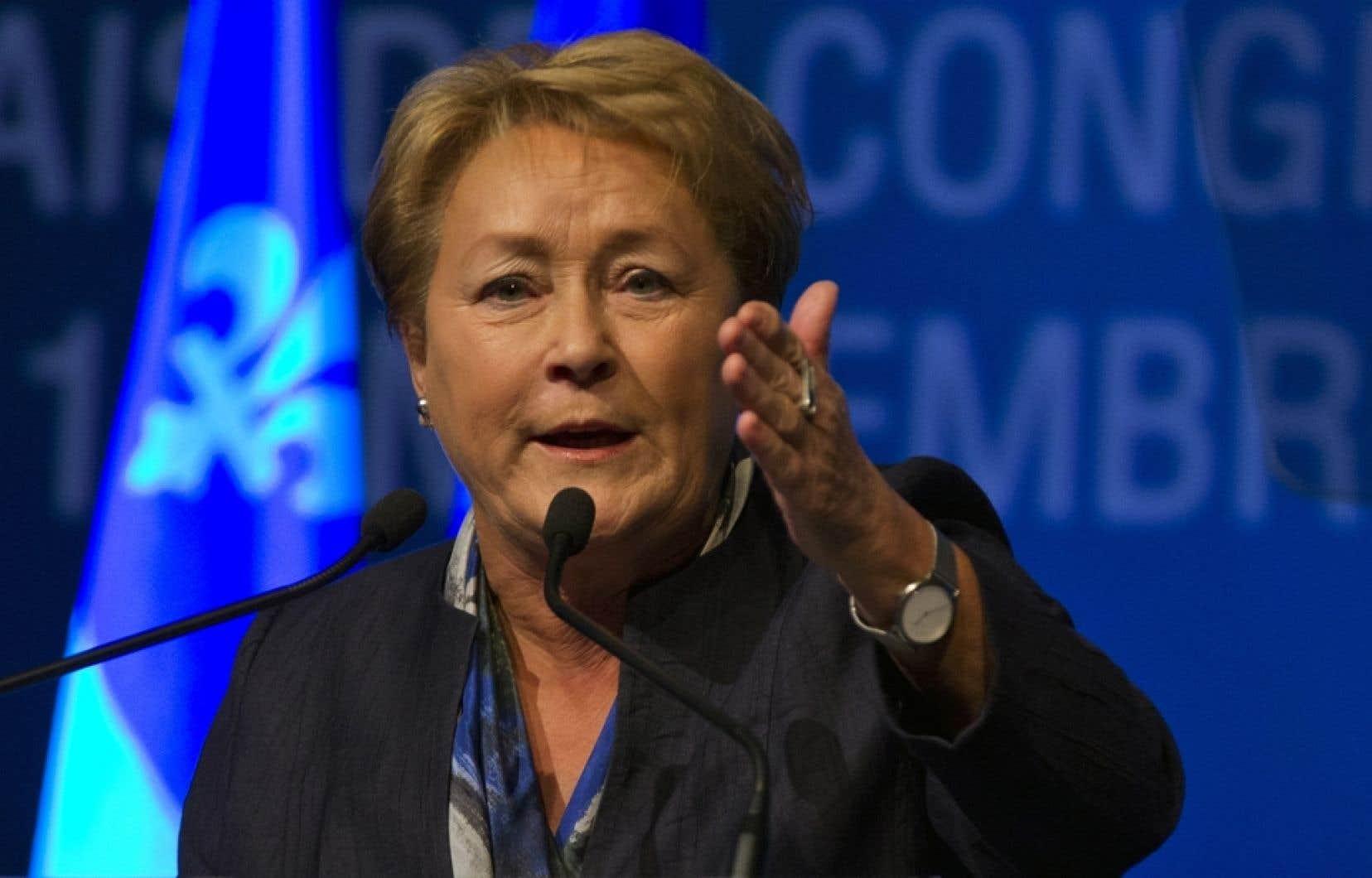 La première ministre, Pauline Marois, demandera mercredi au lieutenant-gouverneur Pierre Duchesne de dissoudre l'Assemblée nationale du Québec.