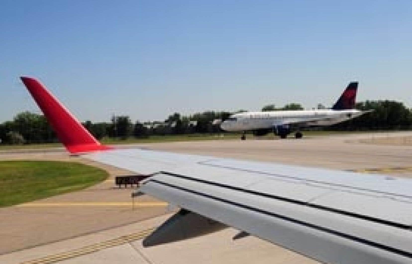 Delta Airlines va supprimer 10 % de ses sièges, dont 15 % à l'international.