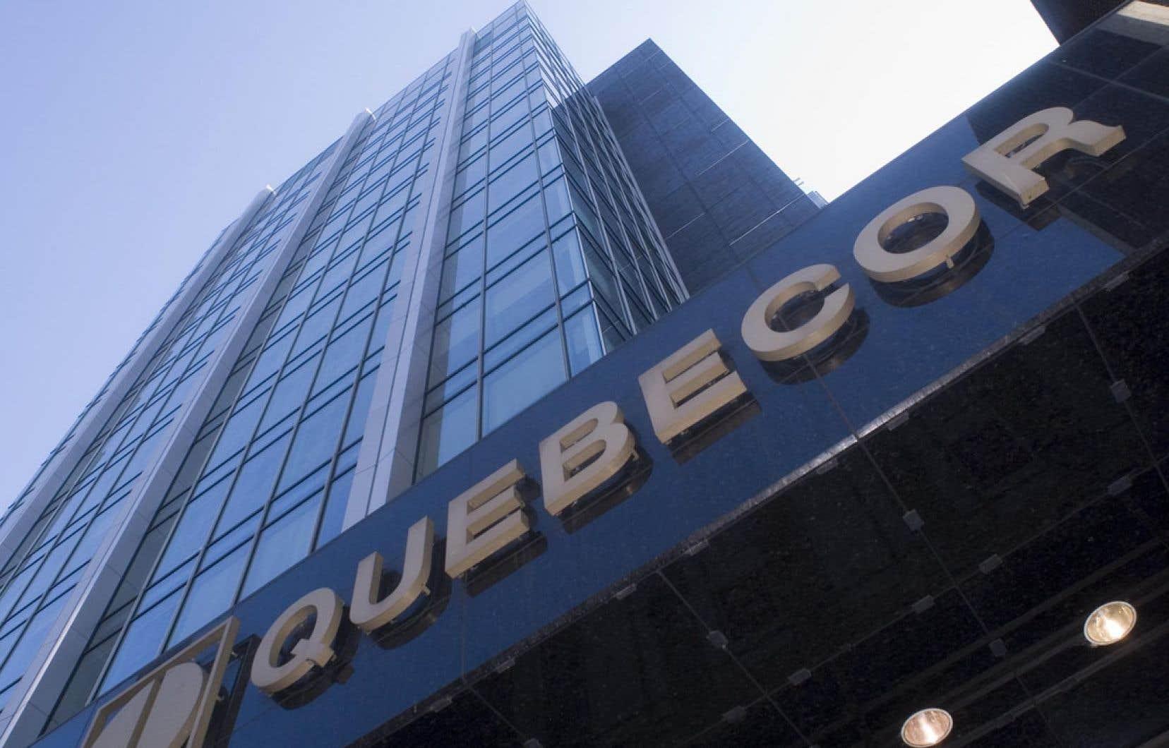 Les télécommunications comptent pour 86 % des flux monétaires de Québecor, alors que la composante média apporte 32 % des revenus et seulement 12 % des profits.