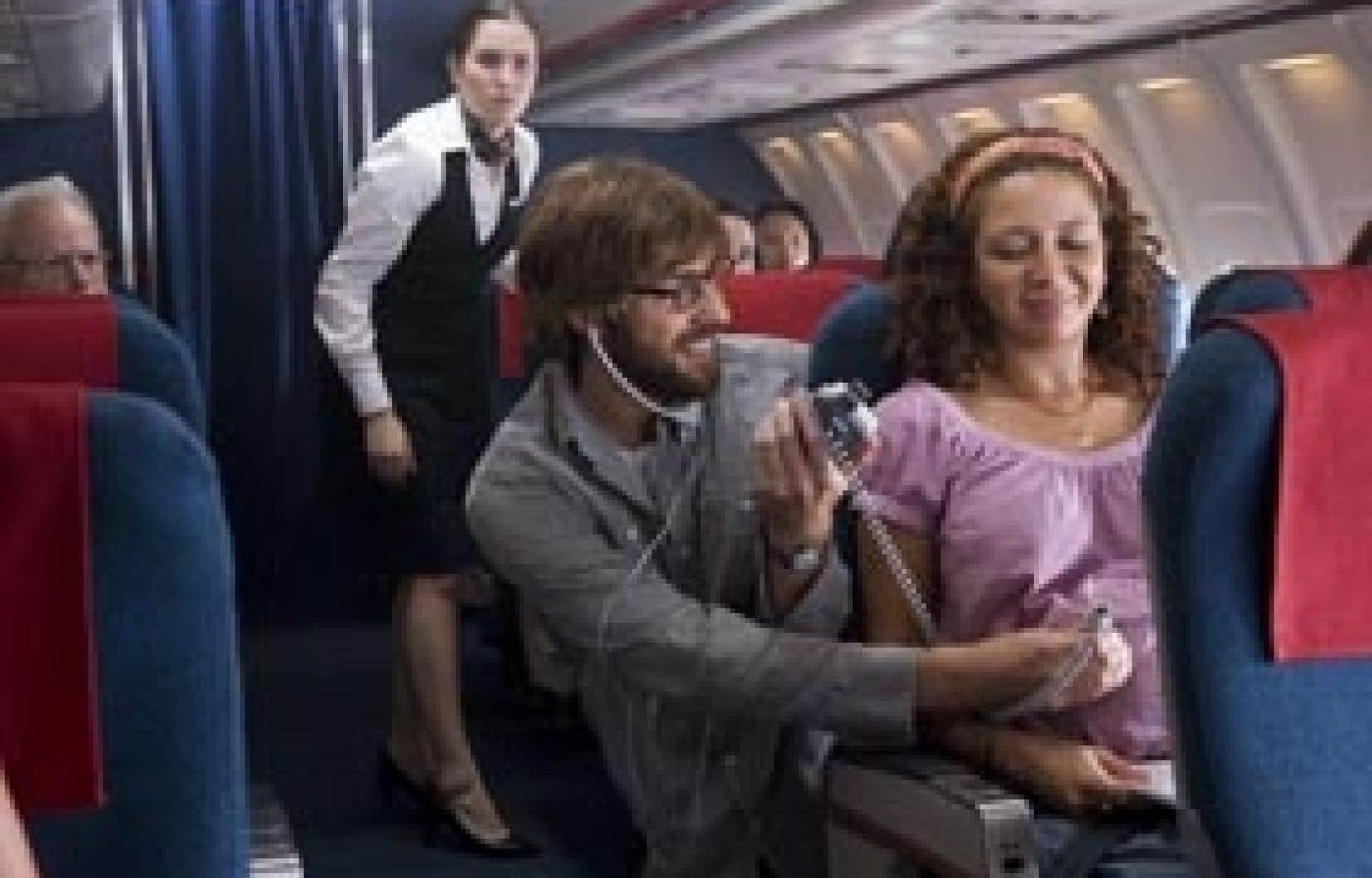 John Krasinski et Maya Rudolph dans Away We Go, de Sam Mendes