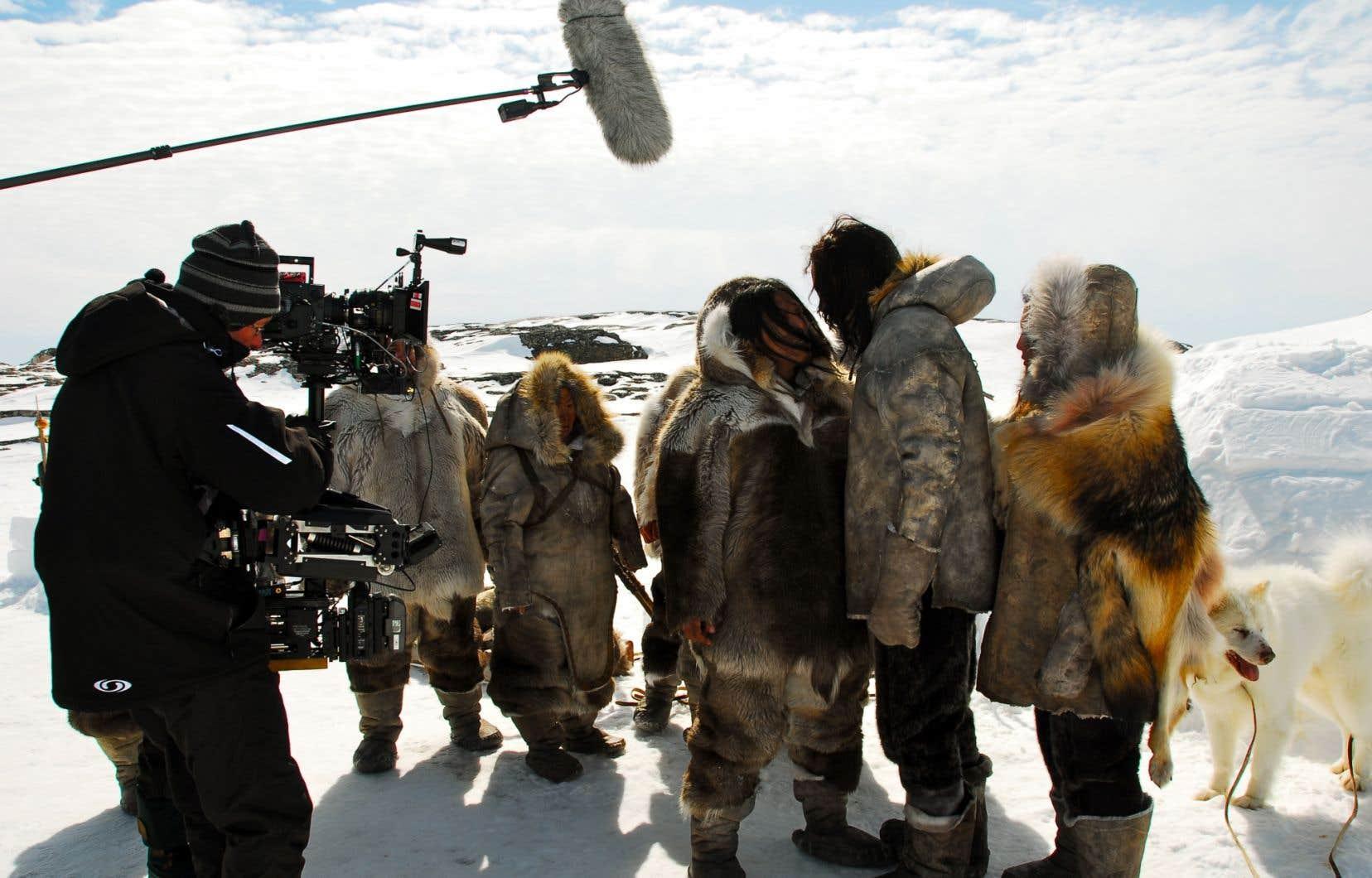 L'action de Maïna se déroule sur le territoire québécois, il y a 700 ans.