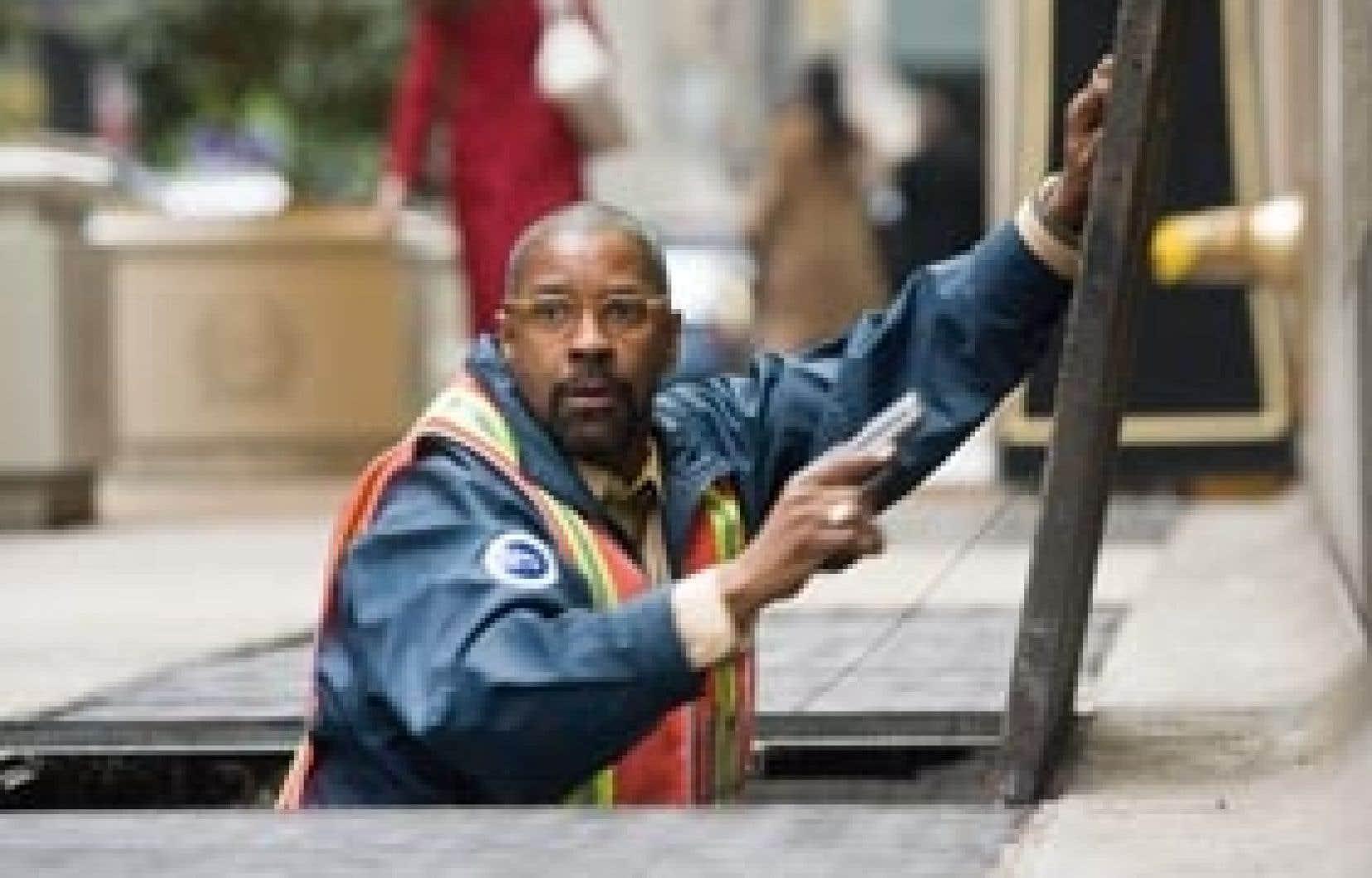 Denzel Washington dans The Taking of Pelham 1 2 3