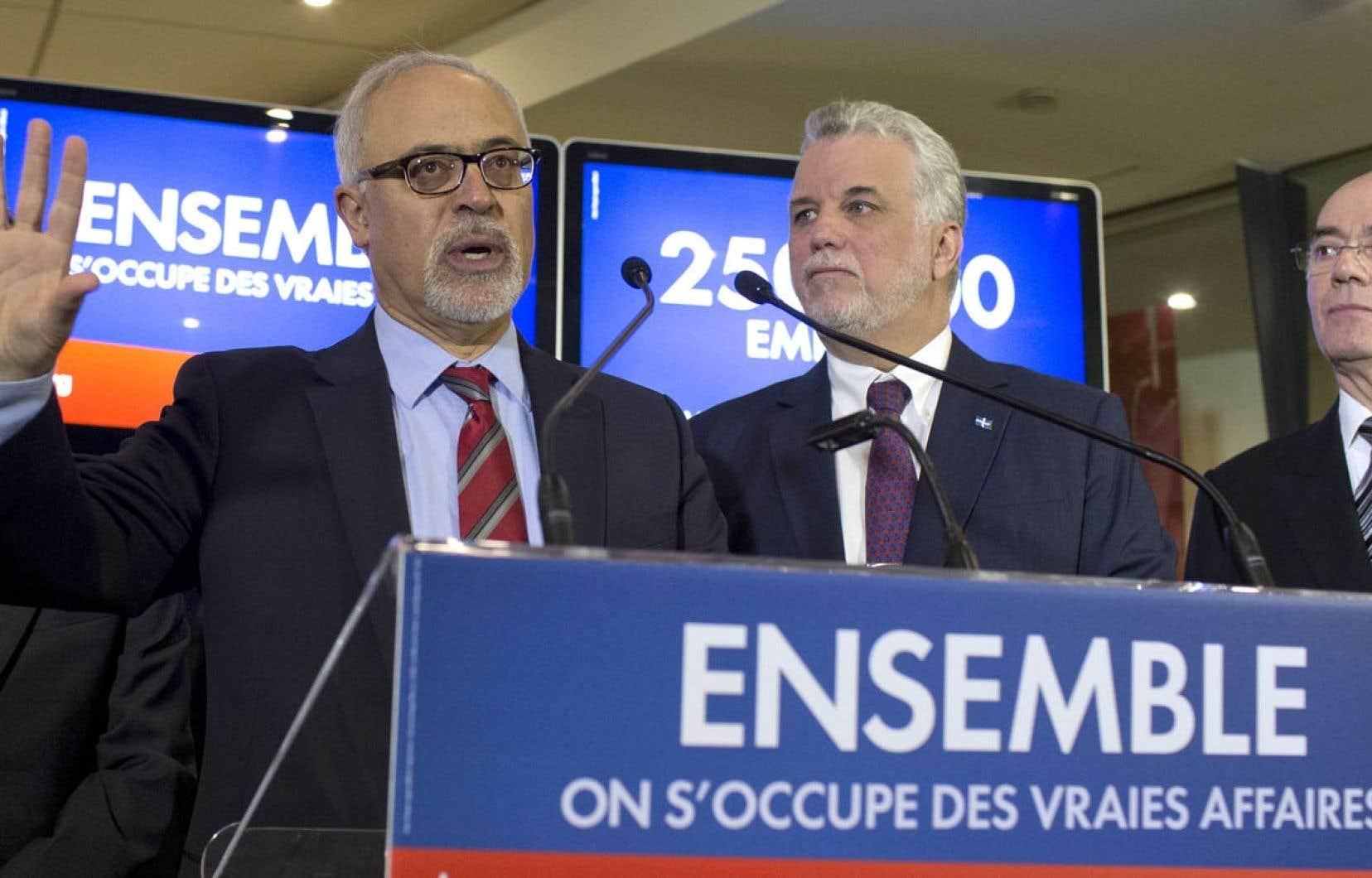 L'économiste Carlos Leitao juge que, même si l'étude de l'Institut de la statistique du Québec est vraie, le portrait qu'elle présente est biaisé.