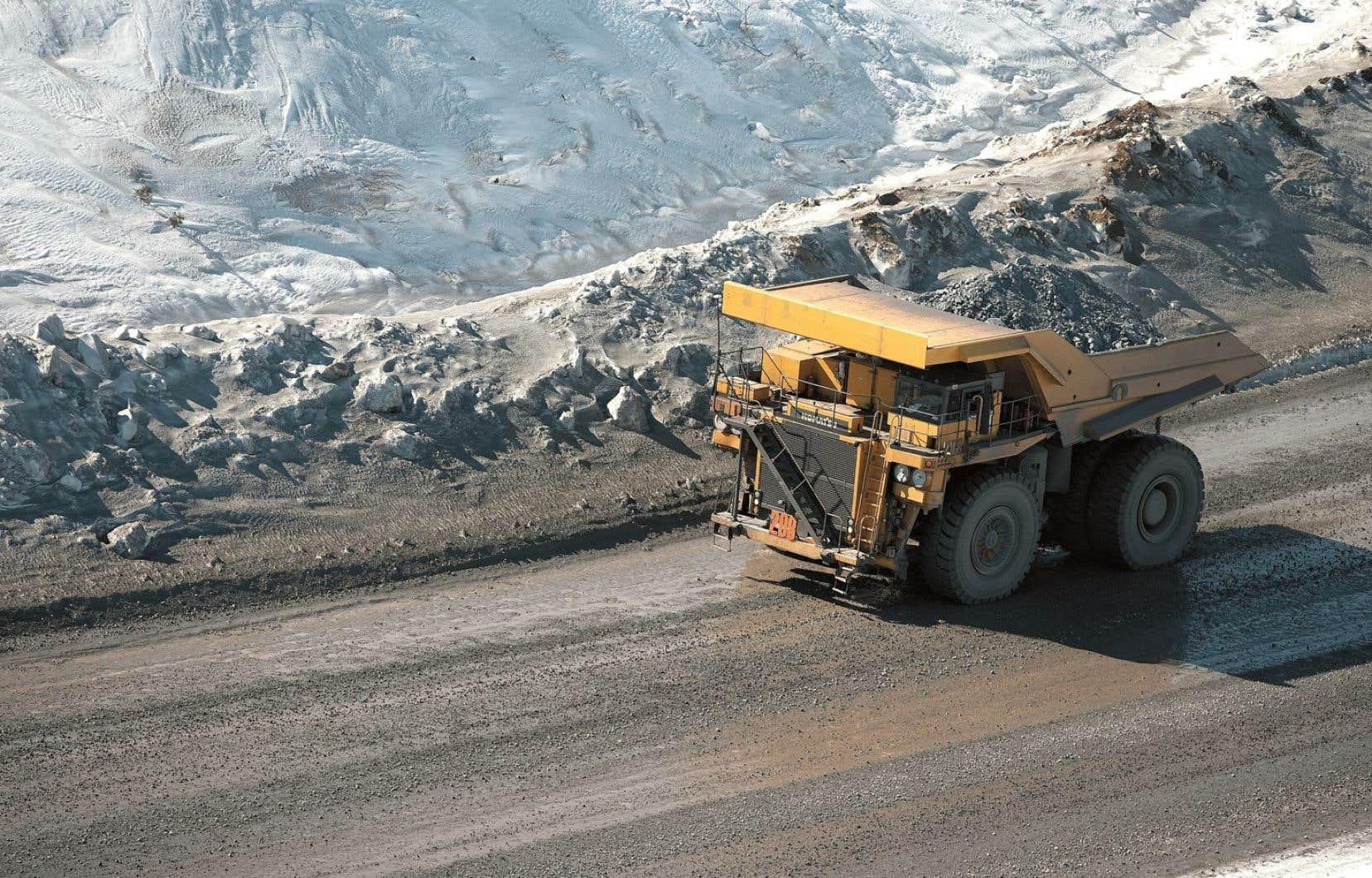 Les redevances versées par les entreprises pour l'année 2014-2015 représenteront 1,5 % de la valeur brute des ressources.
