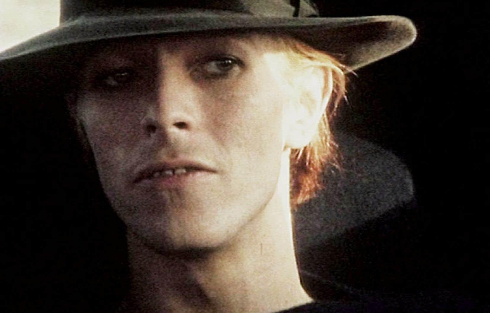 Image tirée de Cracked Actor: David Bowie, d'Alan Yentob.