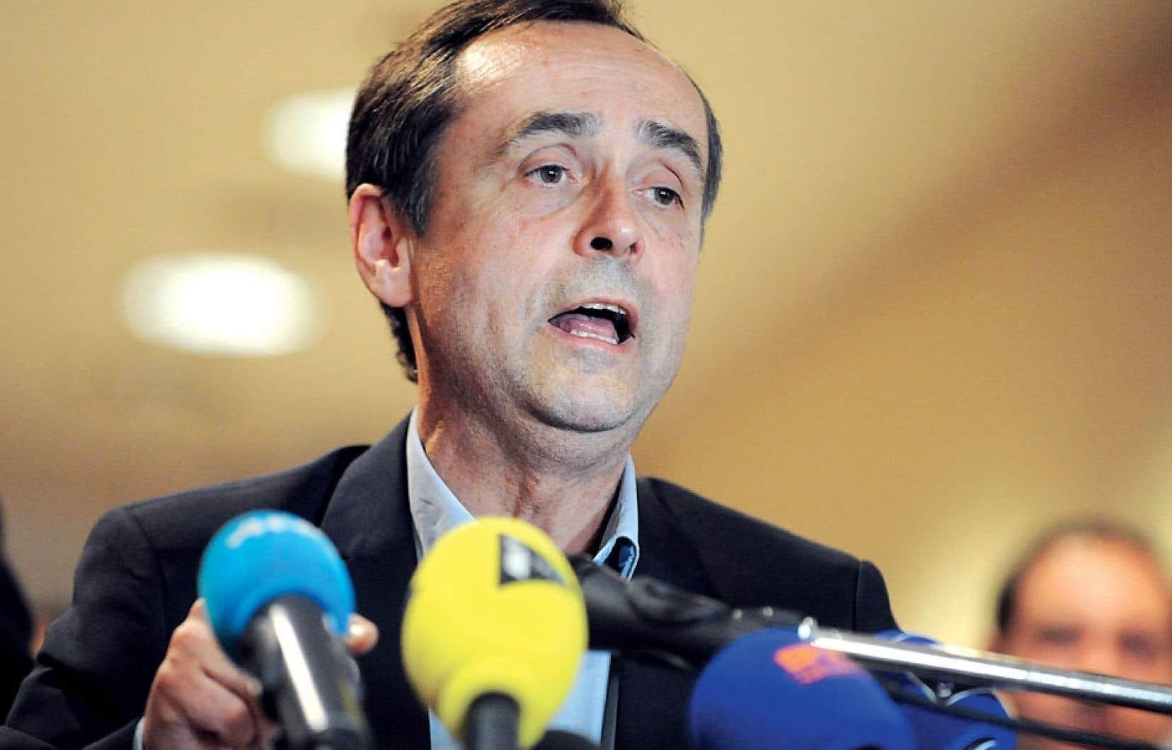 Robert Ménard a remporté dimanche la mairie de Béziers, dans le sud de la France.