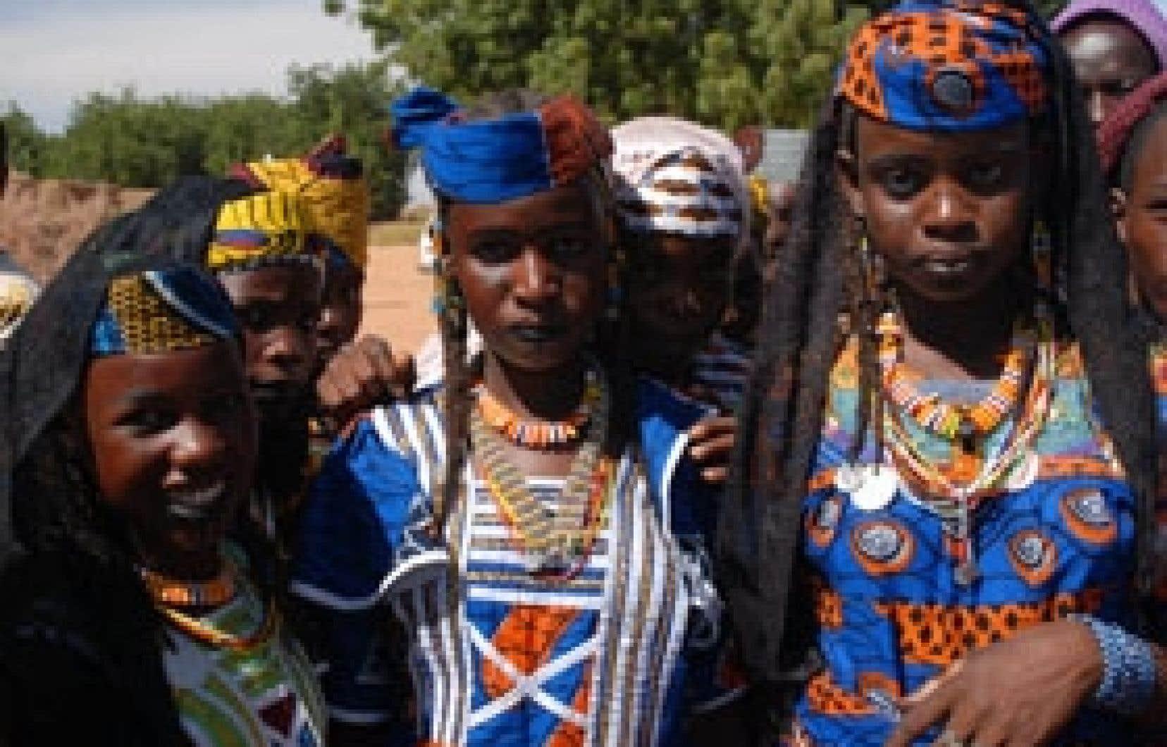 Jour de marché à Bocki, dans le sud-ouest du Niger. Photo: Gary Lawrence