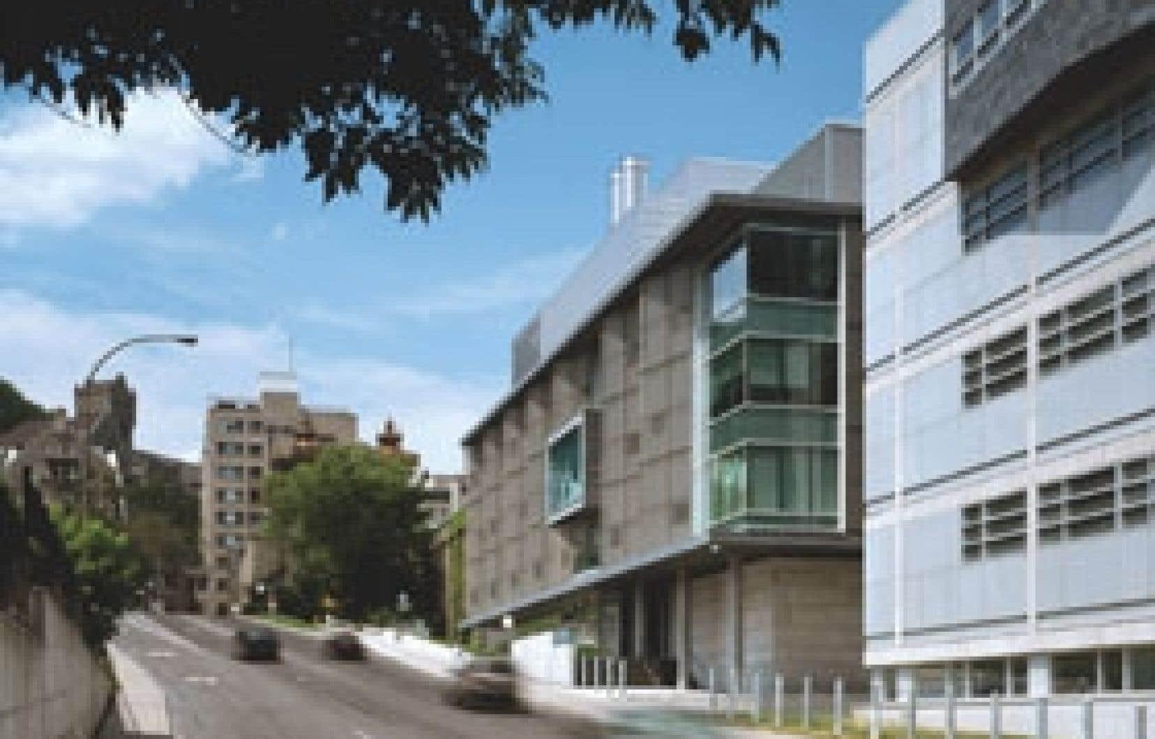 Le Centre Innovation Génome Québec de l'université McGill Photo:  Genome Québec