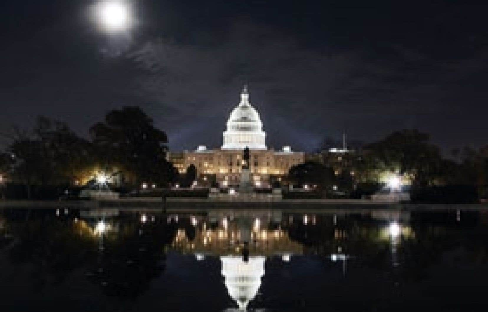 Les démocrates ont pris le contrôle du Congrès américain cette semaine.