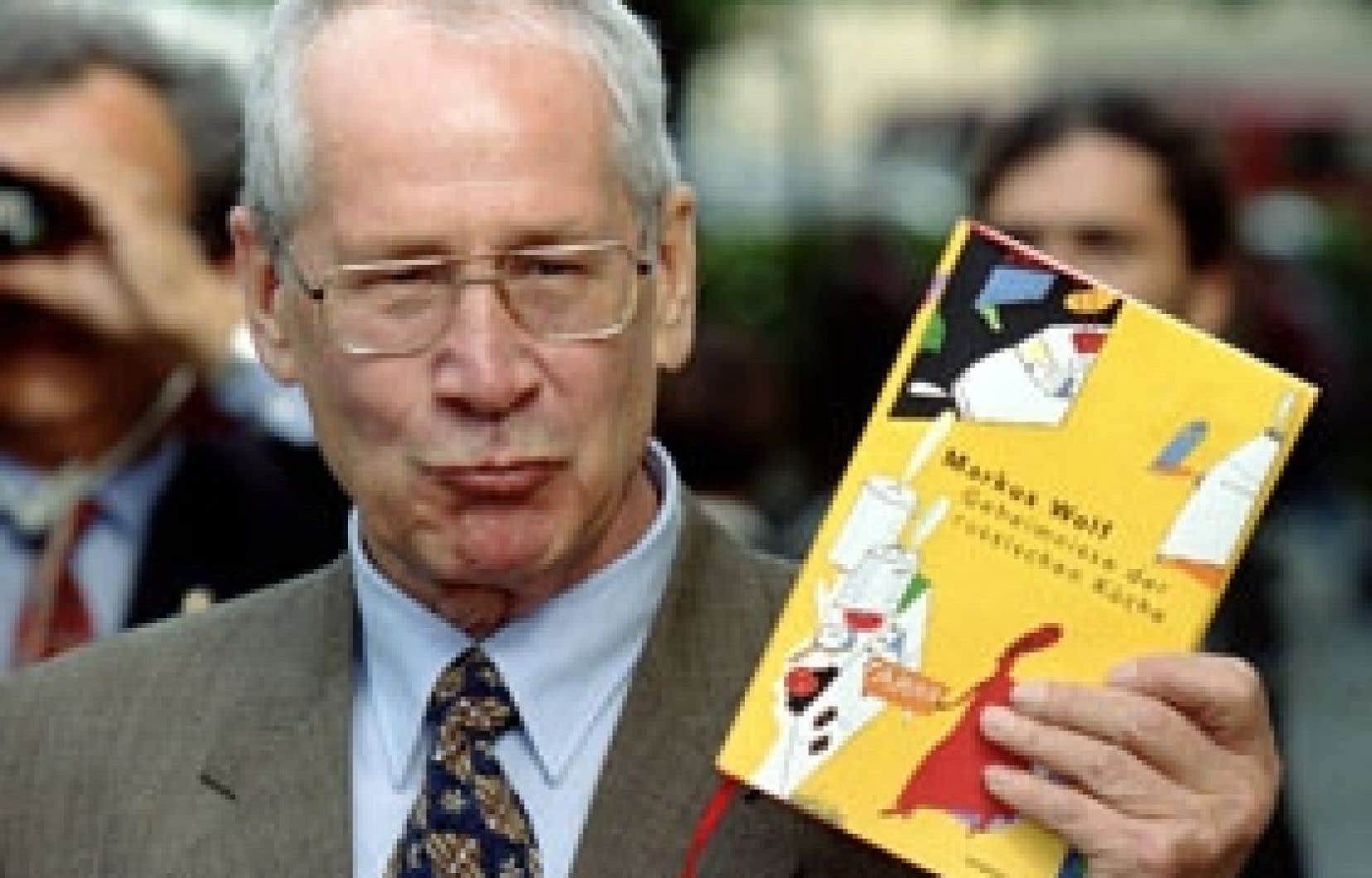 Markus Wolf en septembre 1995.