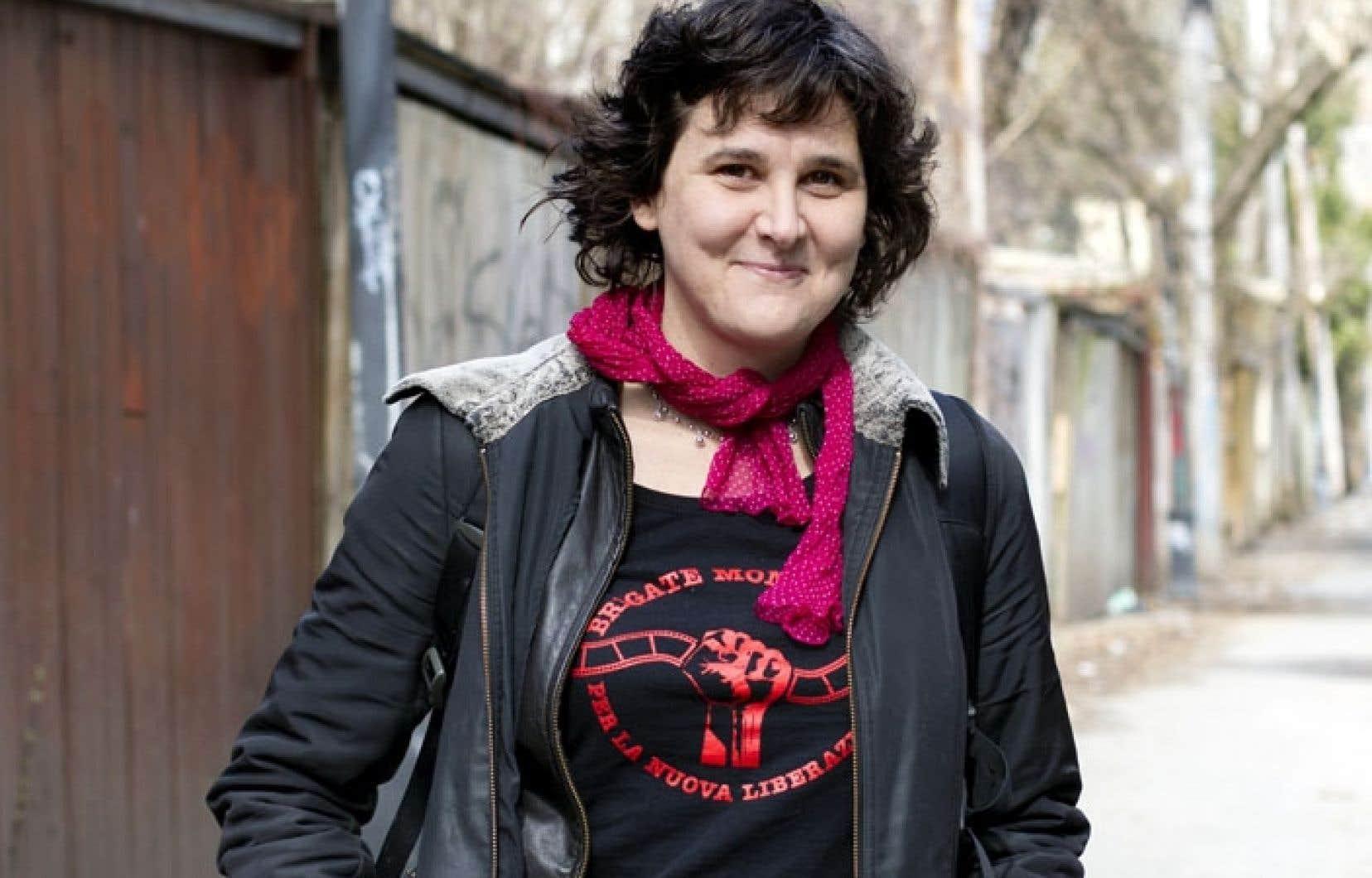 La cinéaste Julie Perron a mis quatre ans pour tourner Le semeur, le temps de laisser le projet respirer.