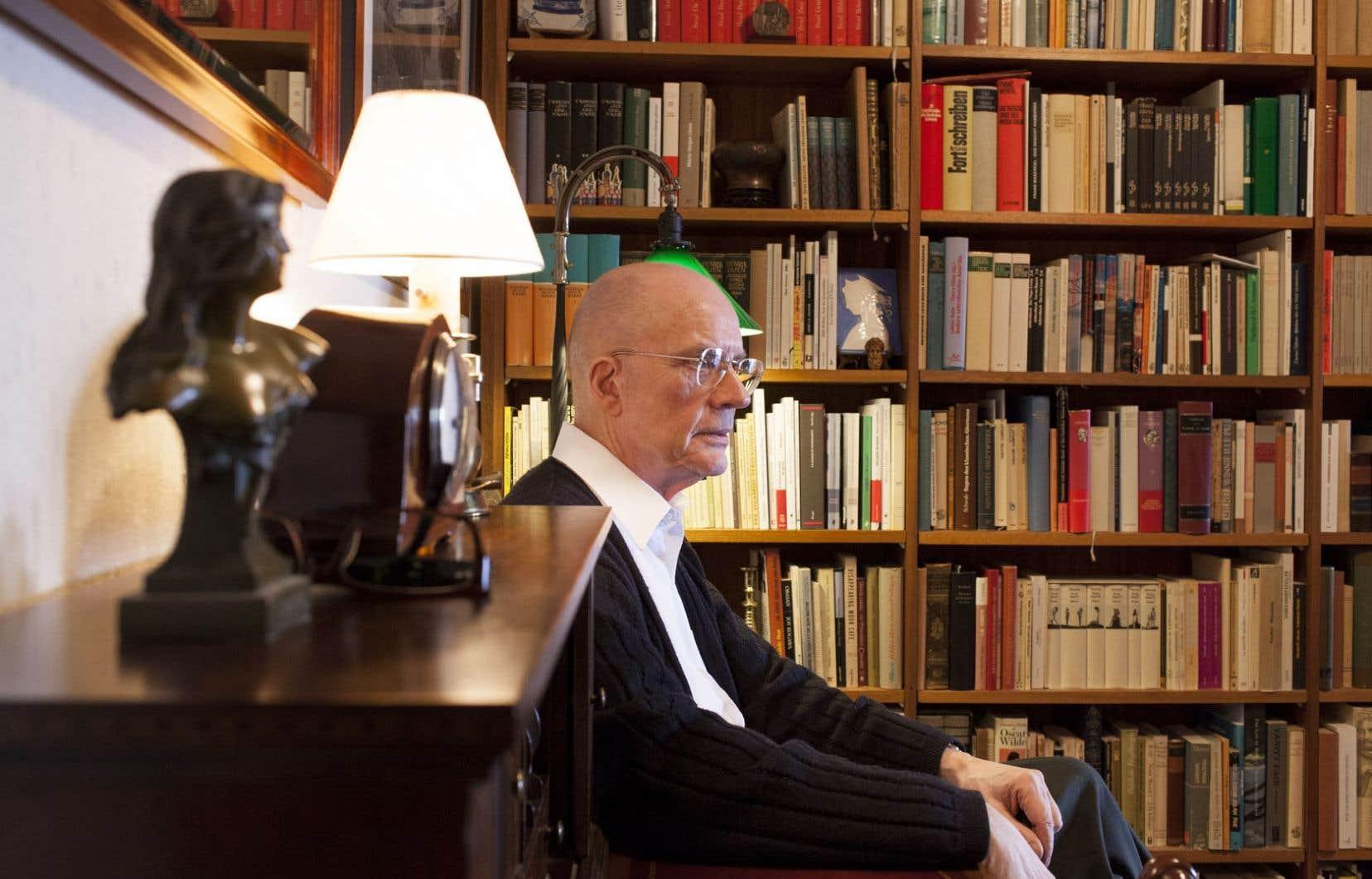 Hans-Jürgen Greif a badigeonné toutes les histoires qui composent Échardes de son humour cinglant.