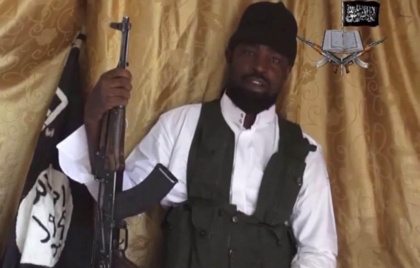 Abubakar Shekay a revendiqué hier l'enlèvement du 15 avril.