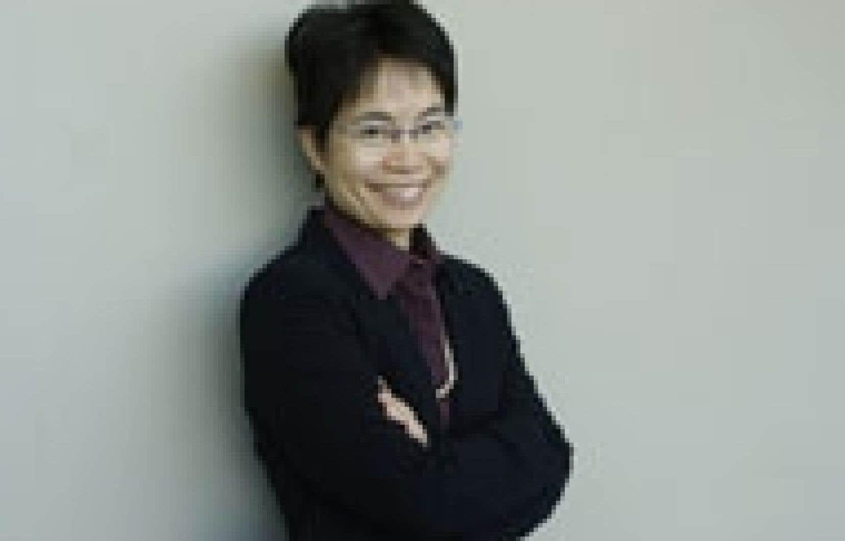 La journaliste Jan Wong