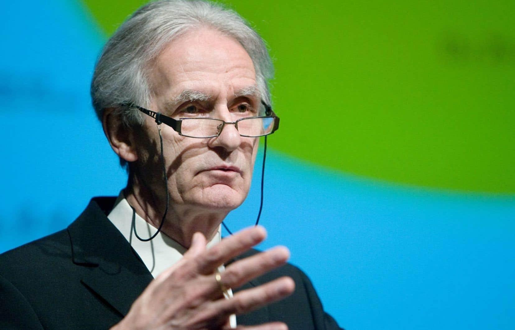 Gérard Bouchard a exigé mardi la démission de Bernard Drainville.