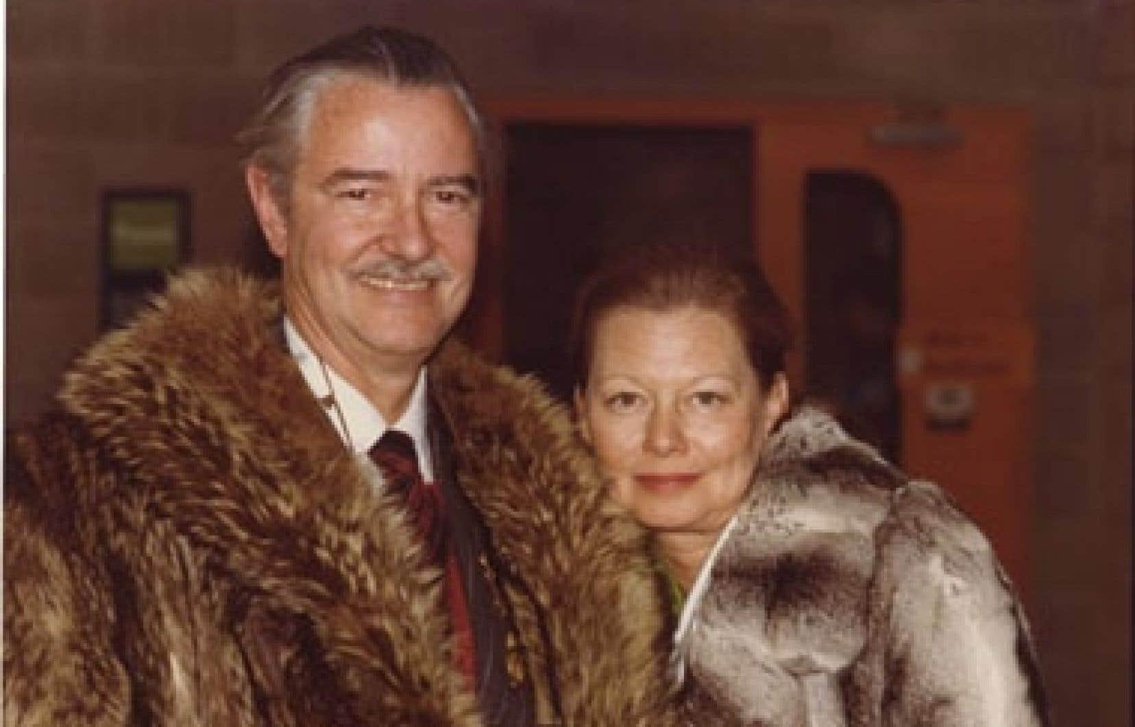 L'histoire d'amour de Liliane et David Stewart est un modèle d'engagement altruiste.