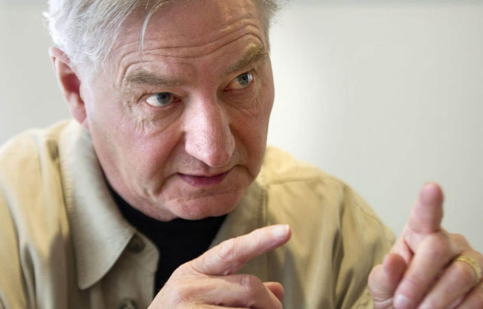 «C'était mon testament, ce que j'ai réussi de mieux», dit Serge Ménard au sujet de la Commission spéciale d'examen des événements du printemps 2012 qu'il a présidée.