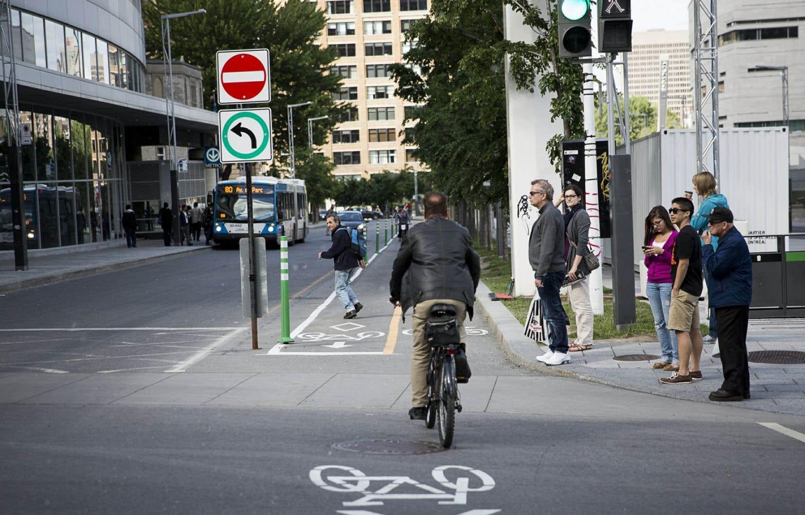 Cette petite révolution urbaine commencera sur le Plateau-Mont-Royal, mais la Ville de Montréal compte l'étendre à tous les arrondissements qui en feront la demande.