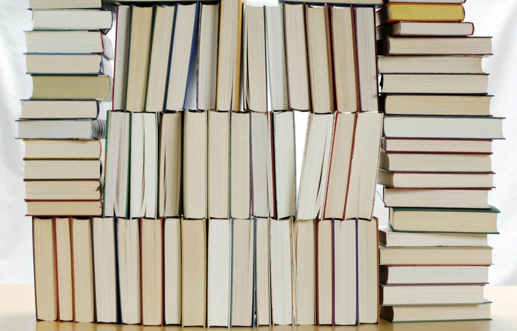Une très légère hausse des ventes totales de livres — 0,5 % — donne une année presque semblable à 2012.