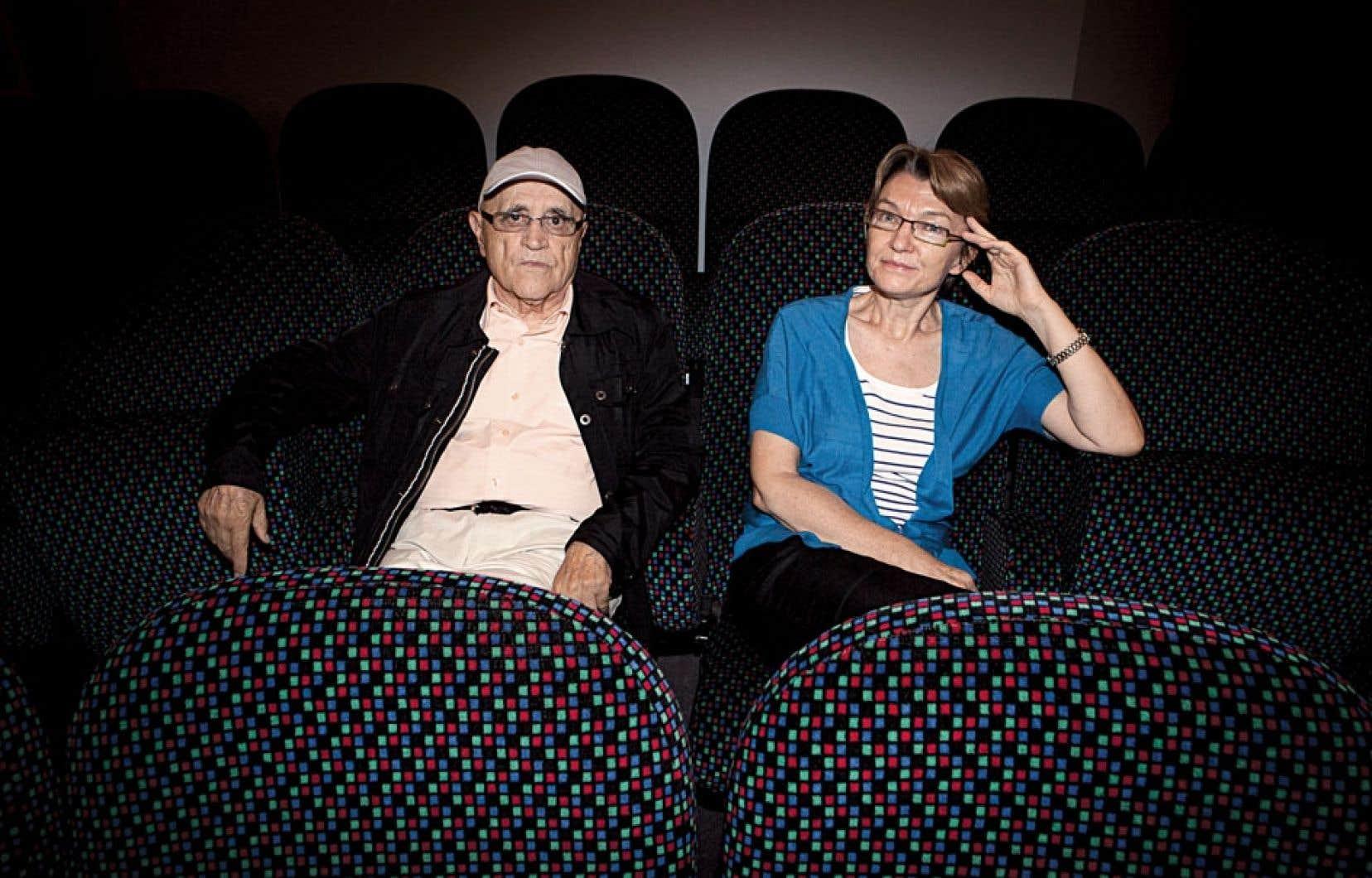 Le président du Festival des films du monde, Serge Losique, et la directrice générale, Danièle Cauchard, affirment que le festival est là pour rester.