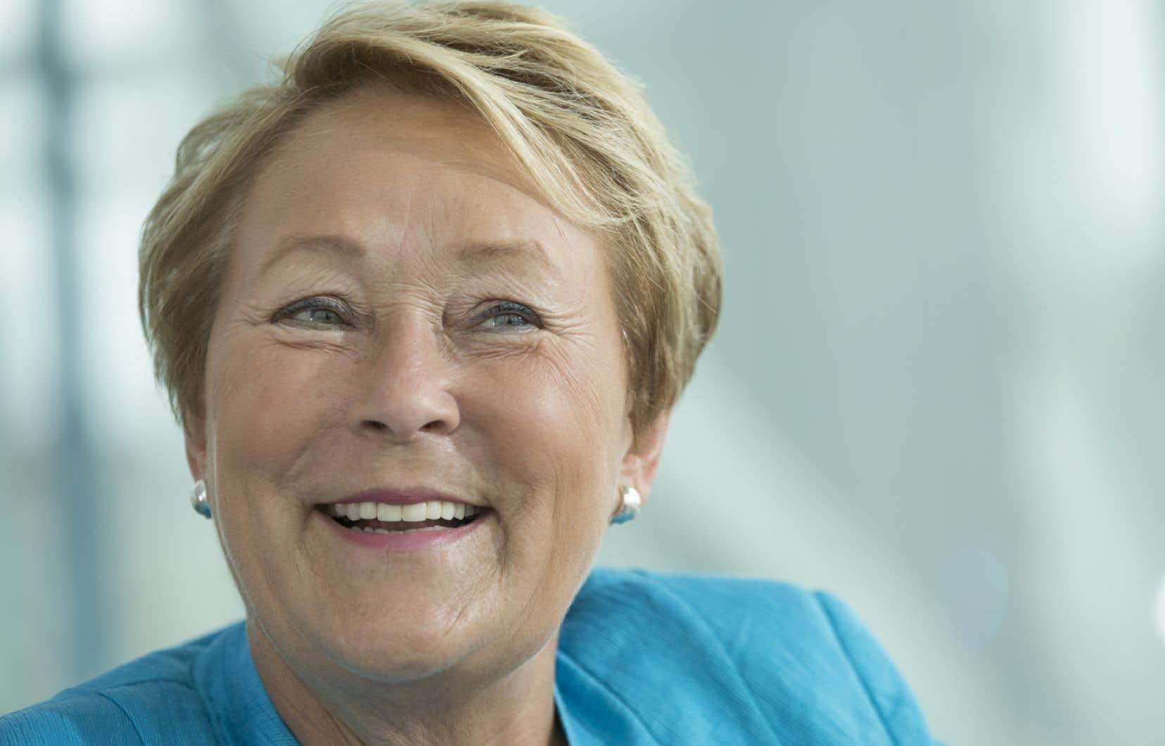 Pauline Marois avait remis sa démission le 4 avril dernier, après la défaite cuisante du Parti québécois.