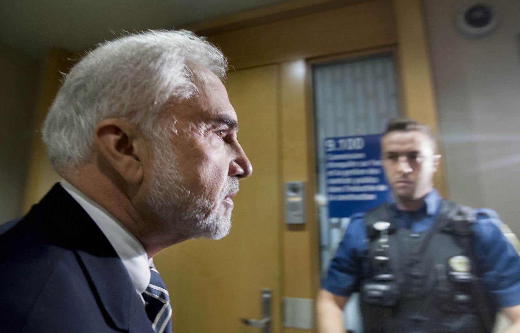 L'ex-organisateur libéral Pierre Bibeau