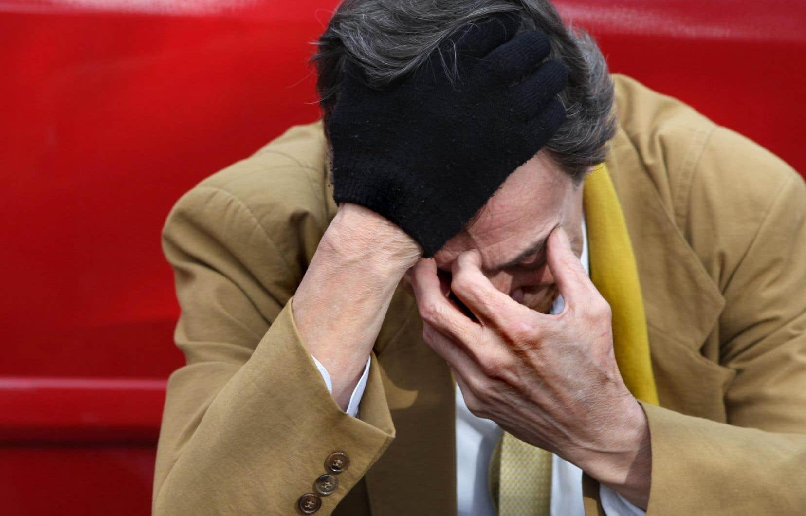 Le harcèlement psychologique au travail peut conduire à des problèmes de santé mentale.