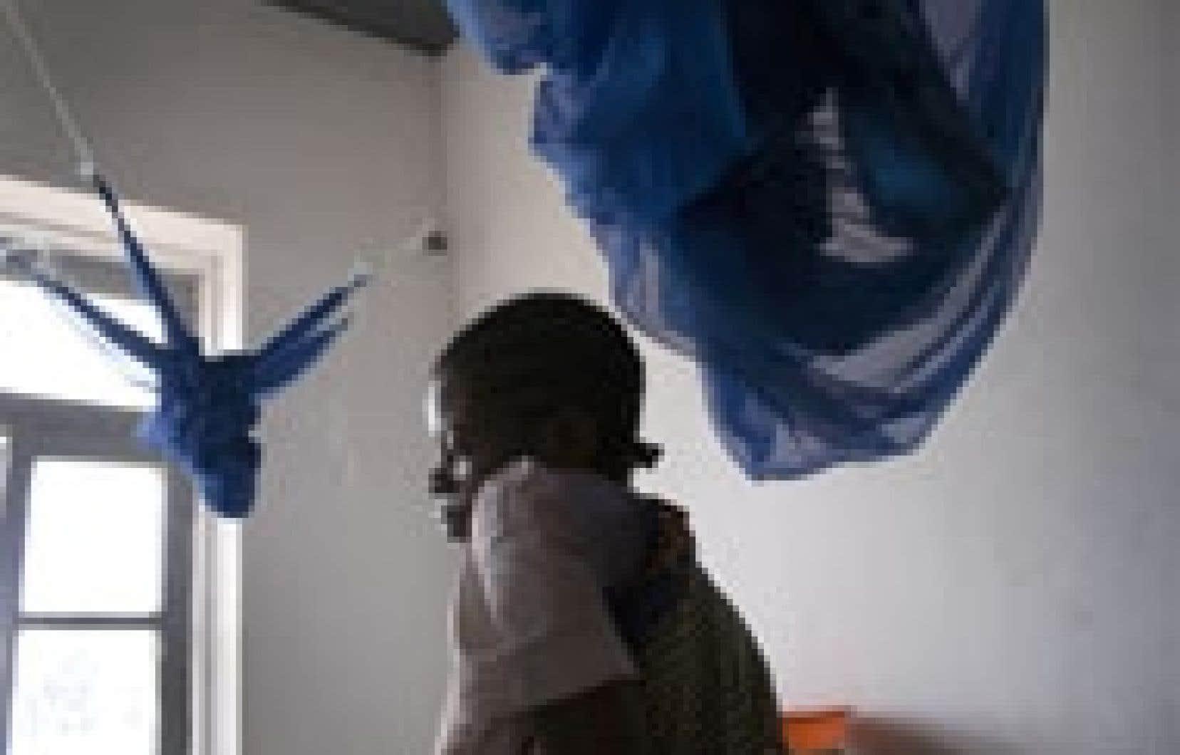 Cette photo est issue du projet de traitement de la tuberculose à Kuito, province de Bi, en Angola. Médecins sans frontières travaille dans ce pays depuis 1983. Ce projet traite environ 700 personnes, dont 20% d'enfants.