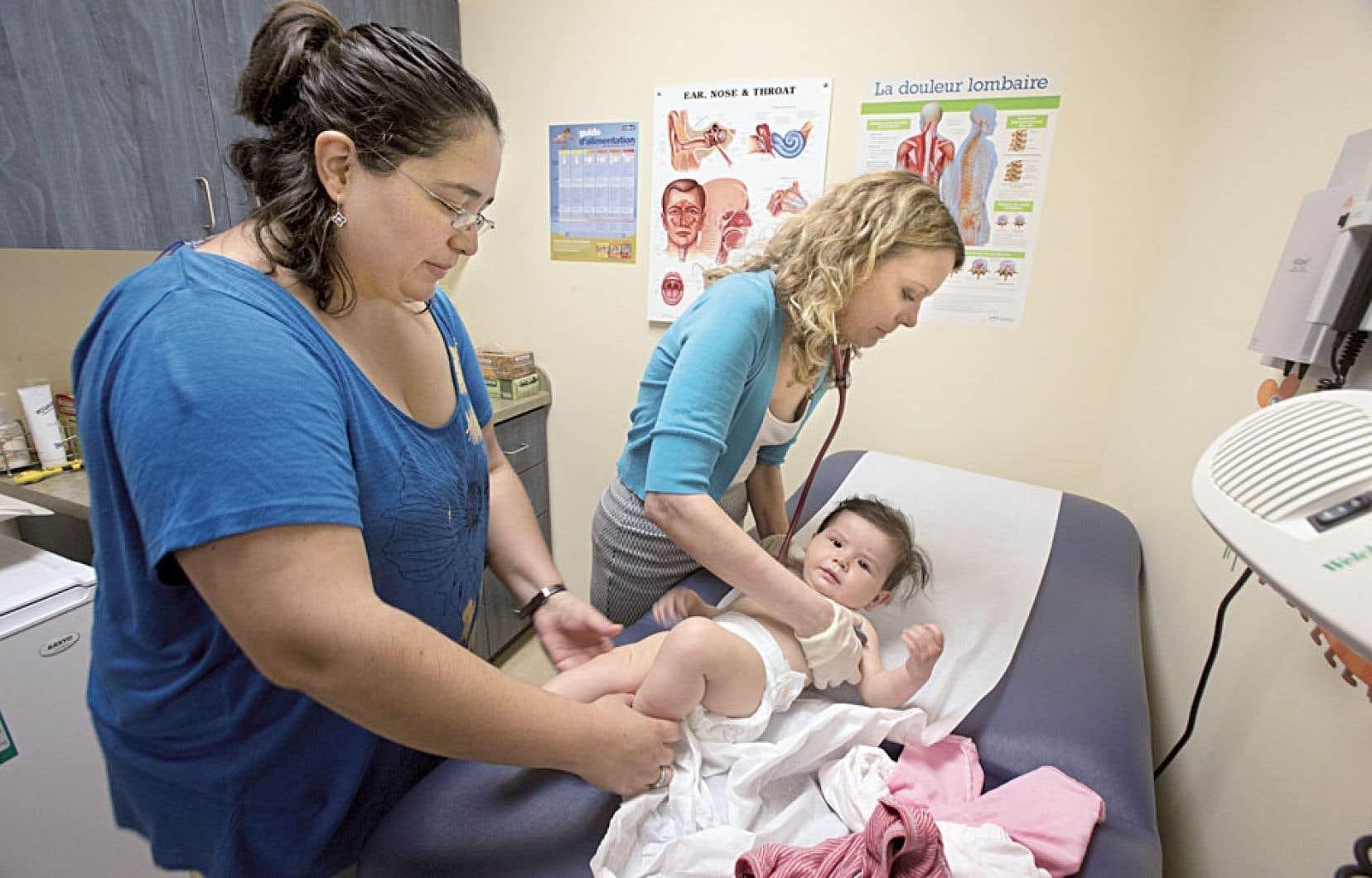Les groupes de médecine familiale sont une solution pertinente à l'engorgement du système de santé.