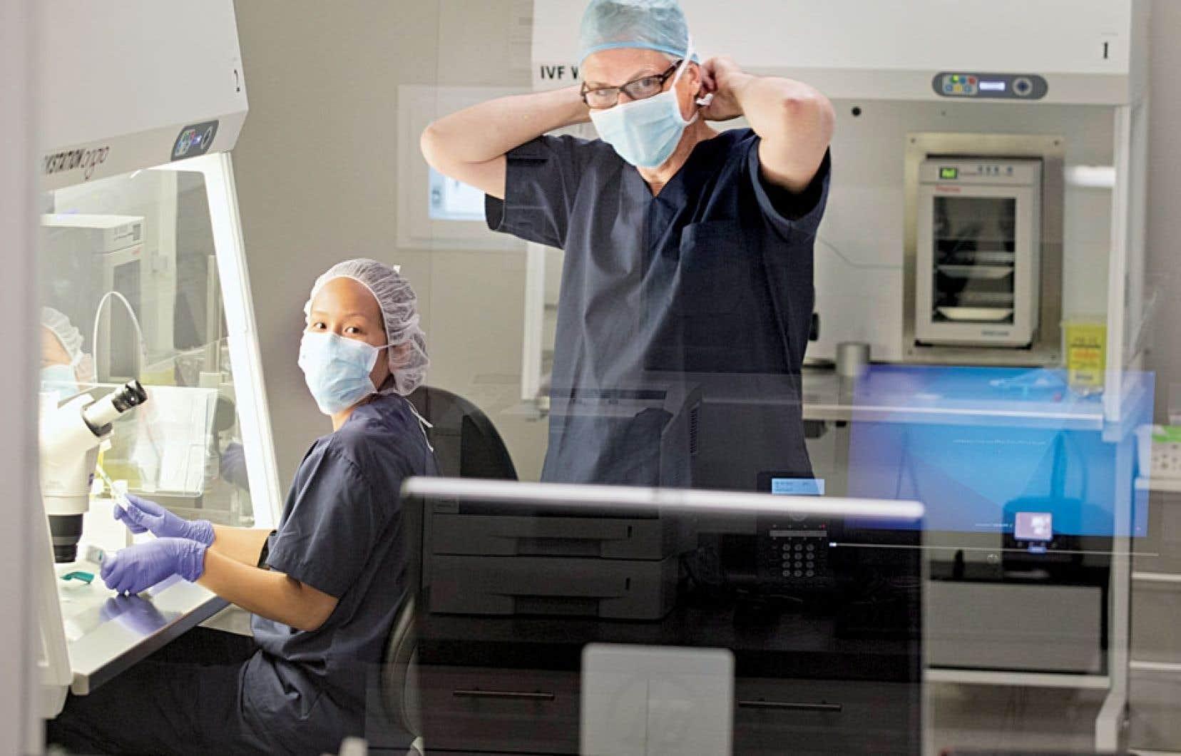 Le DrPierre Miron croit que de petites cliniques comme la sienne pourraient servir de modèle et réduire les coûts du programme.