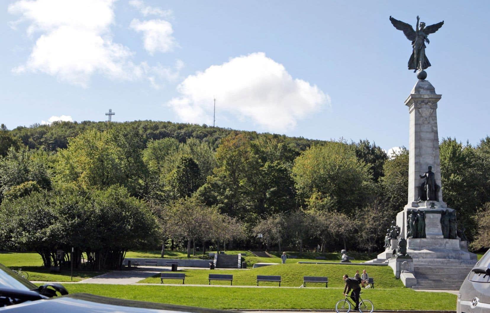 La Table de concertation du Mont-Royal participe à la préservation de la montagne.