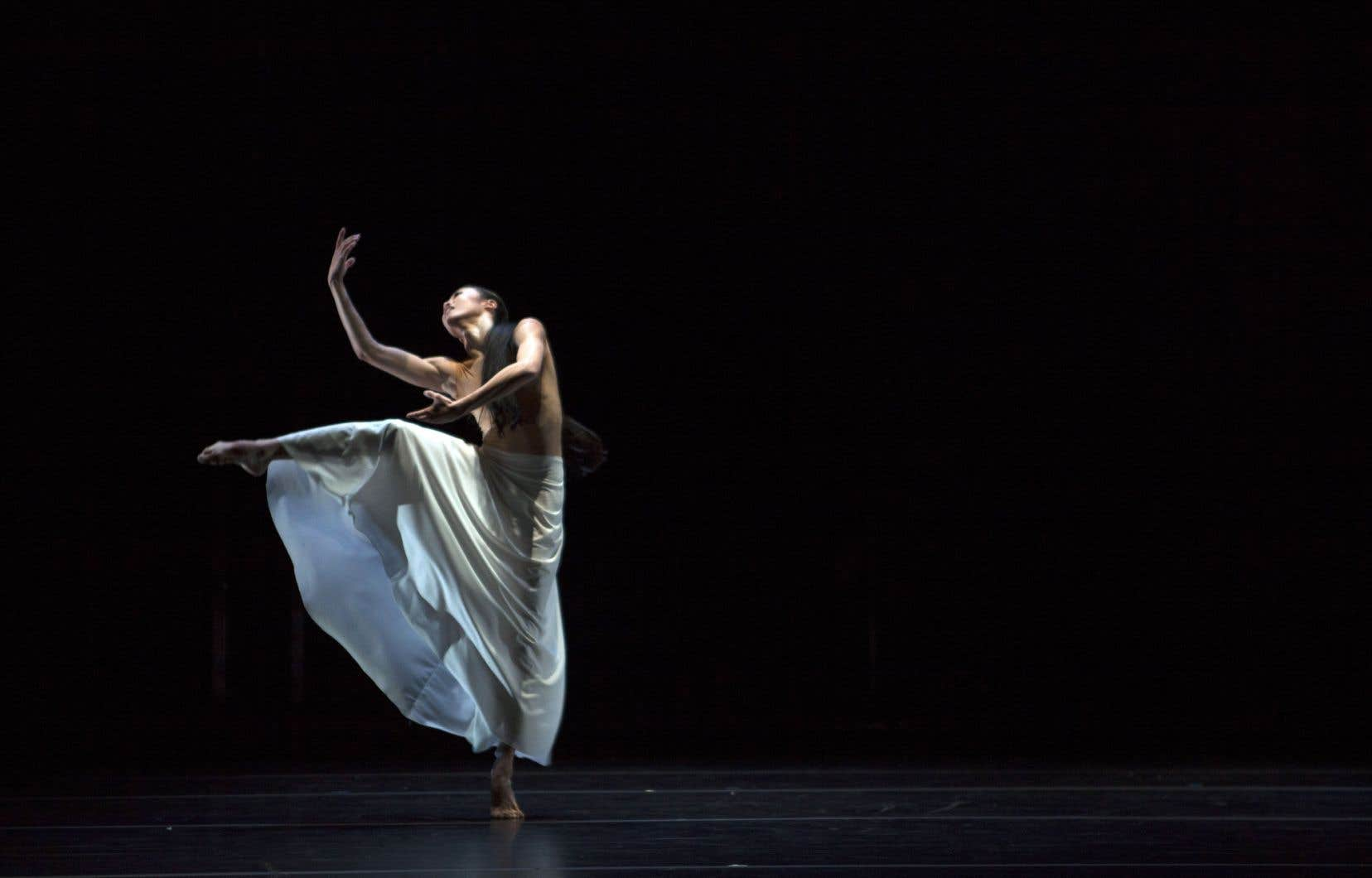 PeiJu Chien-Pott s'est jointe à la Martha Graham Company en 2011 en tant que danseuse principale, dans la pièce Errand.