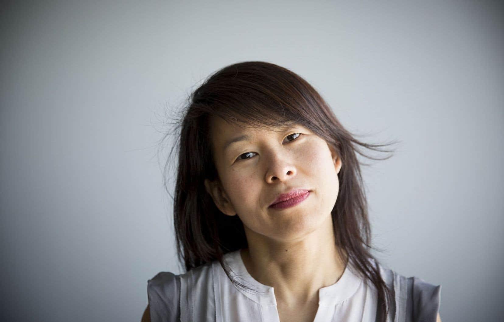 Ce qui rend Les Correspondances charmantes, de l'avis de Kim Thúy, c'est le plein air.