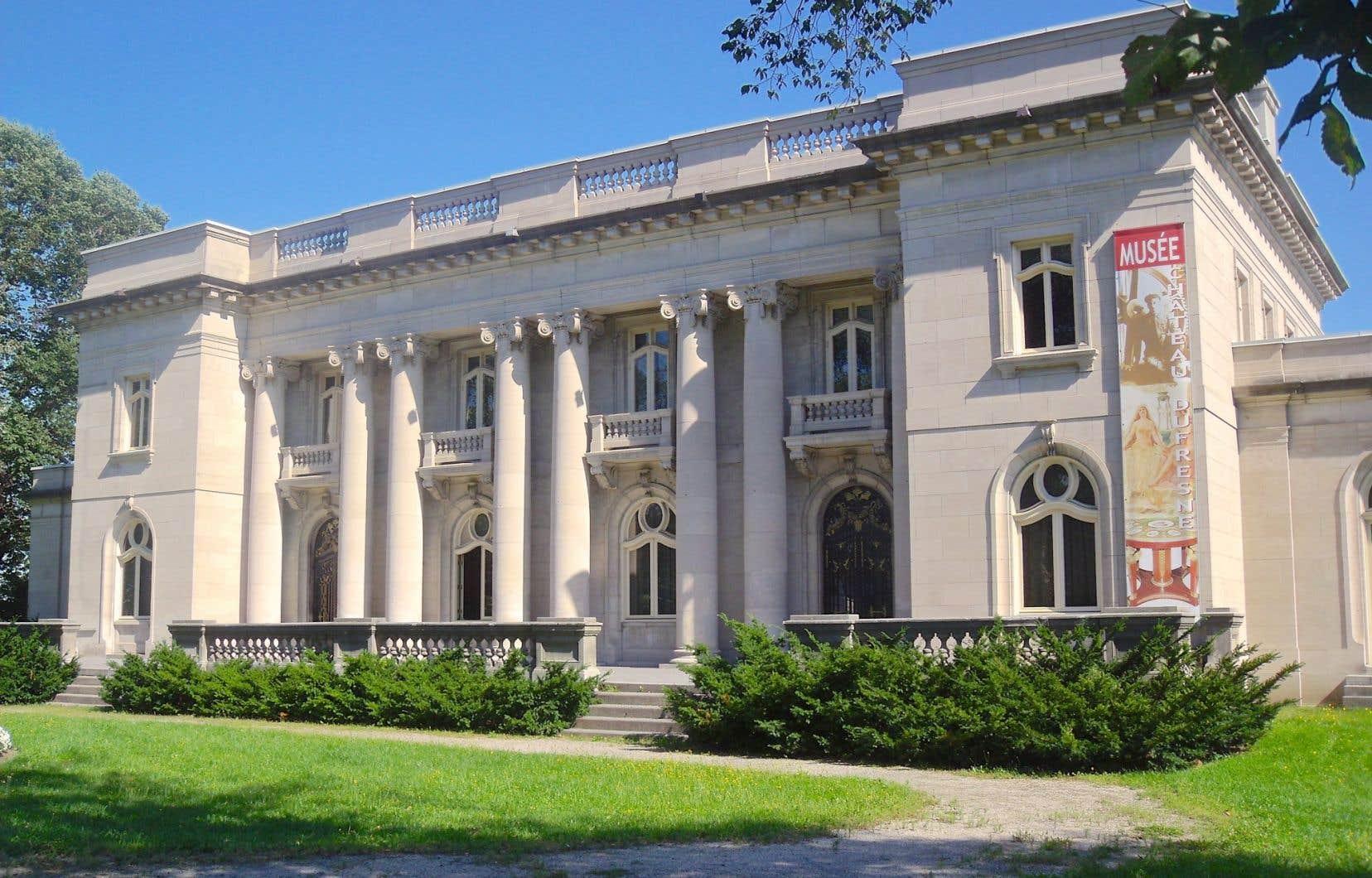 Le musée du château Dufresne s'apellera désormais le Musée Dufresne-Nincheri
