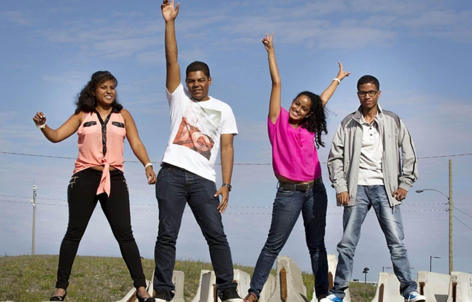 Des étudiants venus de l'île de La Réunion sont arrivés ces jours-ci, à temps pour la rentrée.