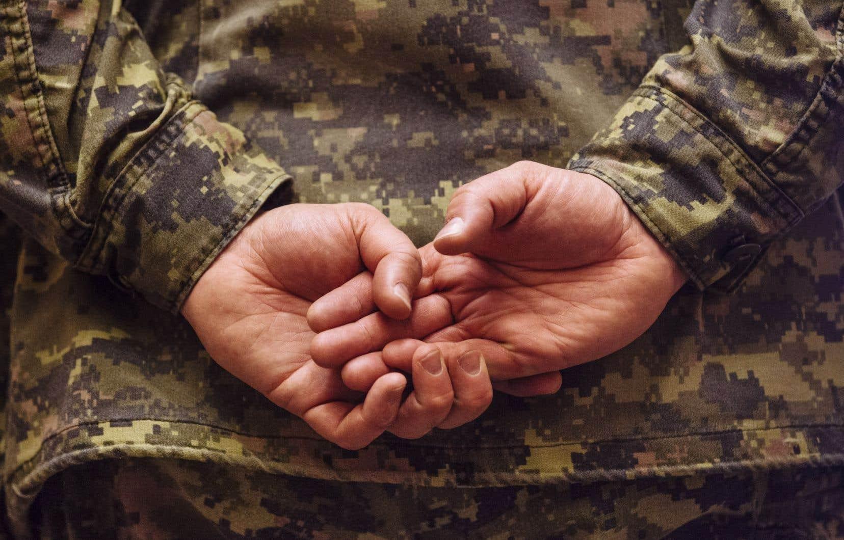 L'épisode de dépression majeur a été le plus souvent signalé chez les militaires: 8 % des membres des forces armées ont souffert de symptômes qui y sont liés.