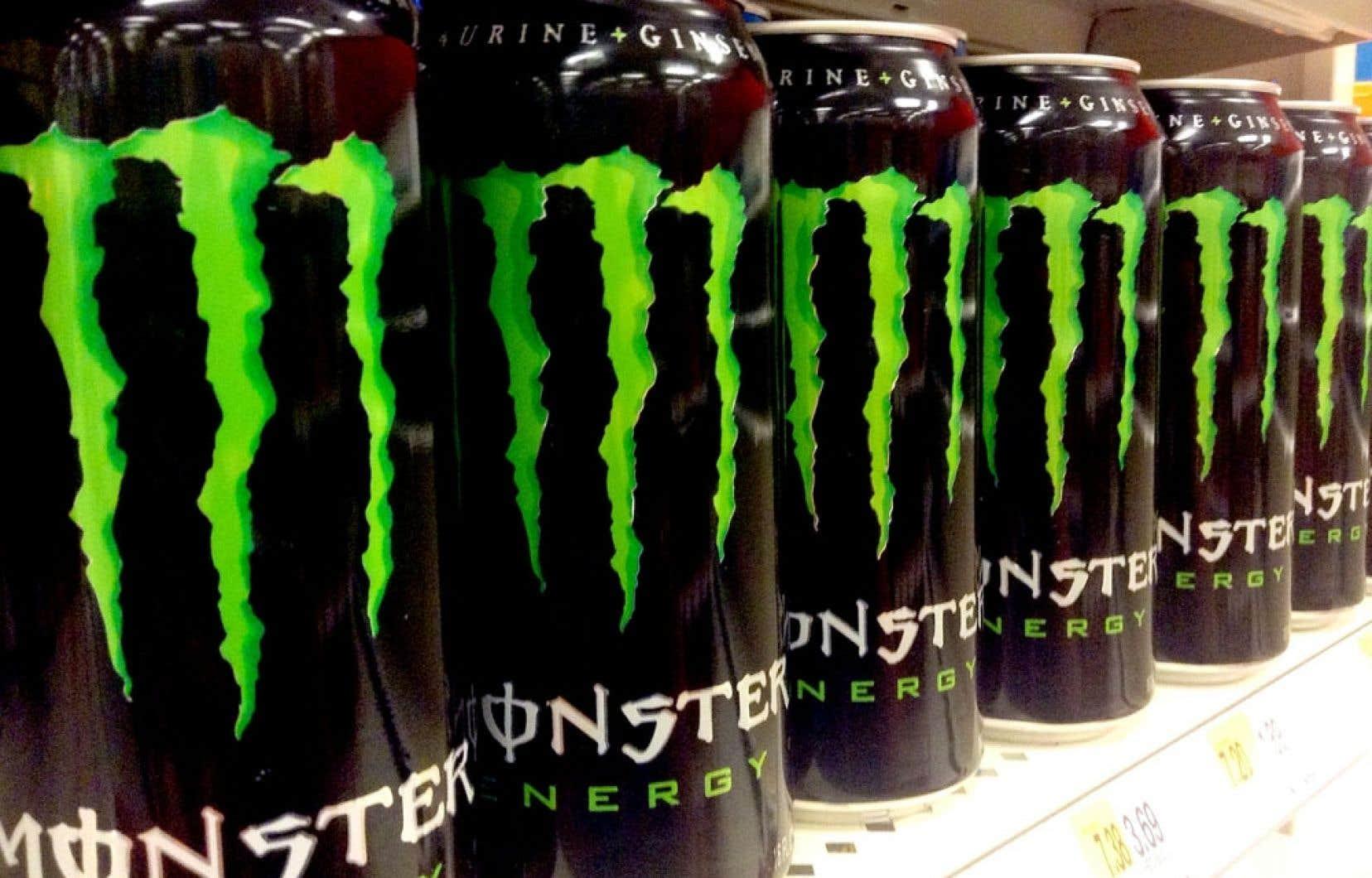 Coca-Cola tournait autour de Monster Energy depuis bientôt deux ans.