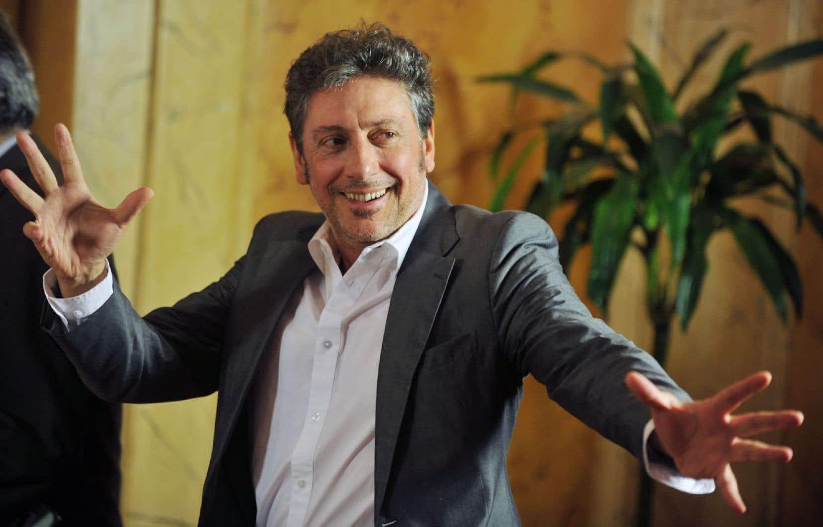 Du réalisateur, scénariste, acteur italien, on aime sa dégaine, son charisme, sa justesse, sa profondeur tapie sous le sourire en coin.