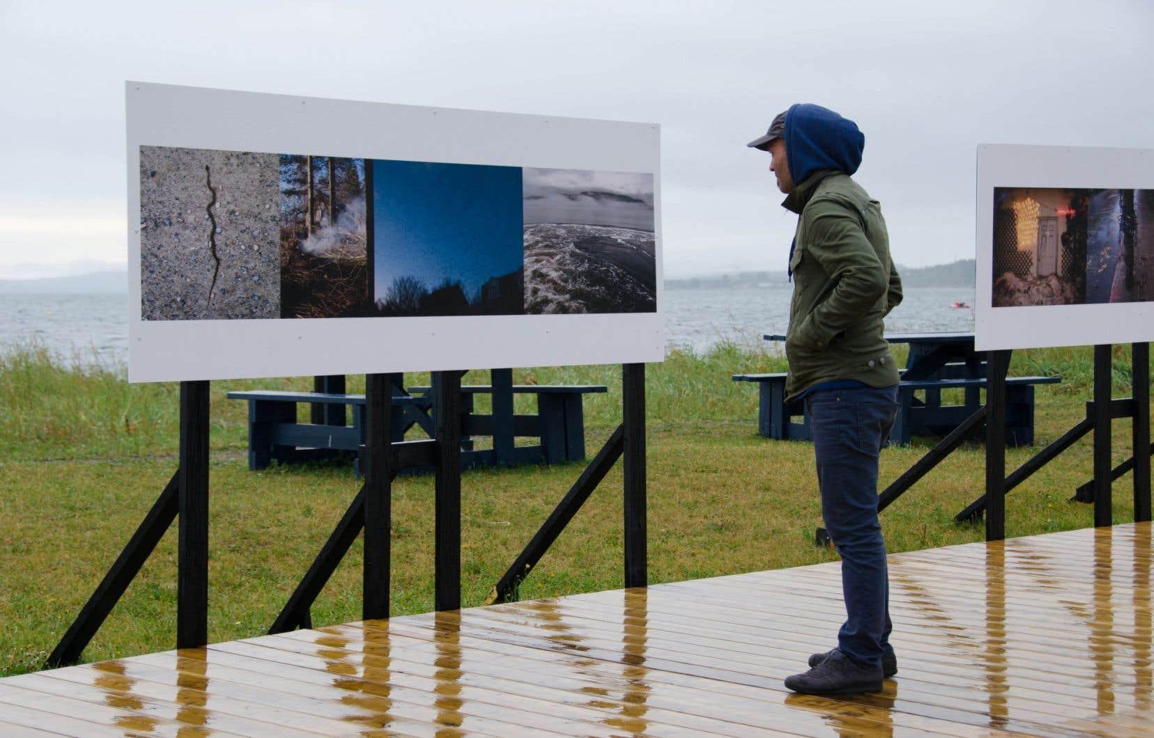 Le photographe Bertrand Carrière présente à Carleton une des meilleures expositions des Rencontres.