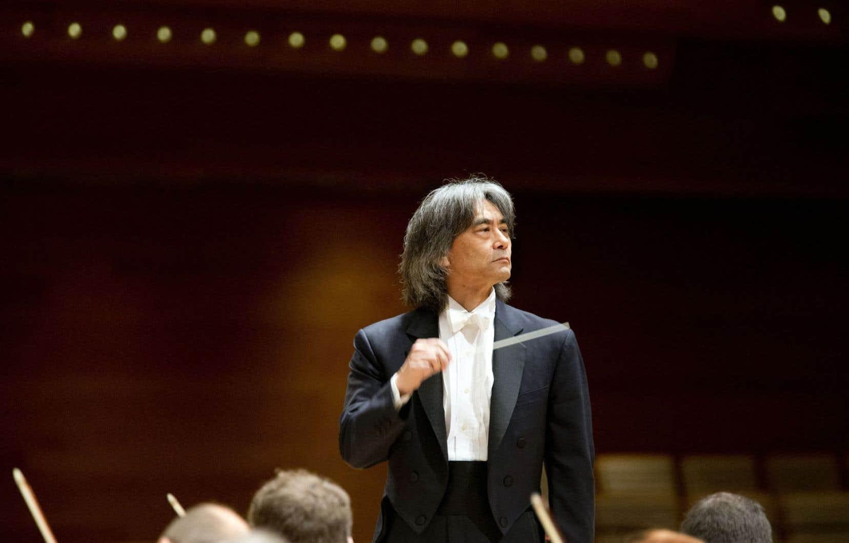 À la mi-septembre, Kent Nagano, l'OSM et son chœur inaugureront l'intégrale des cantates de Bach à la salle Bourgie, un long et ambitieux programme sur plusieurs années qui impliquera nombre d'ensembles d'ici.
